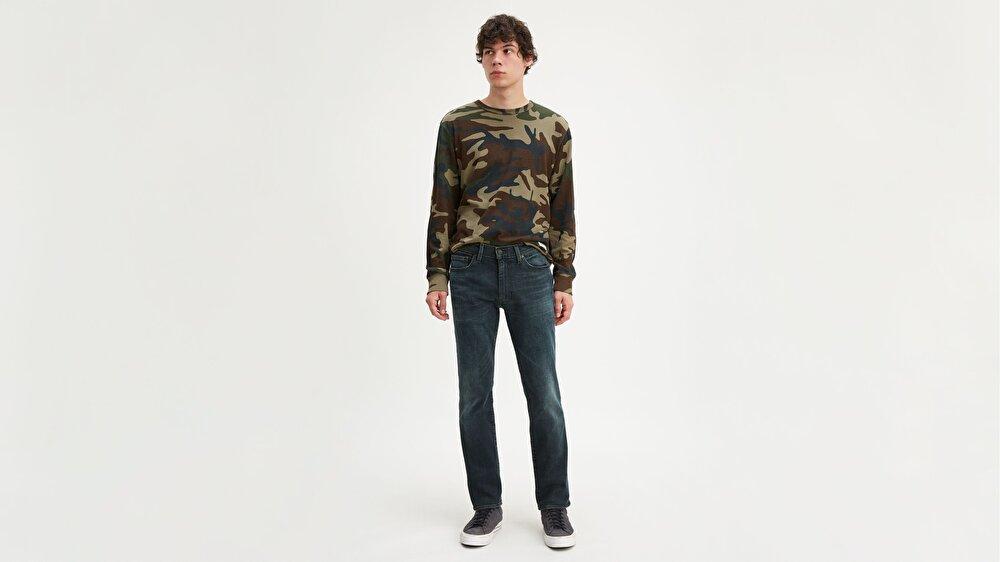 511™ Slim Fit Erkek Jean Pantolon-Abu Adv