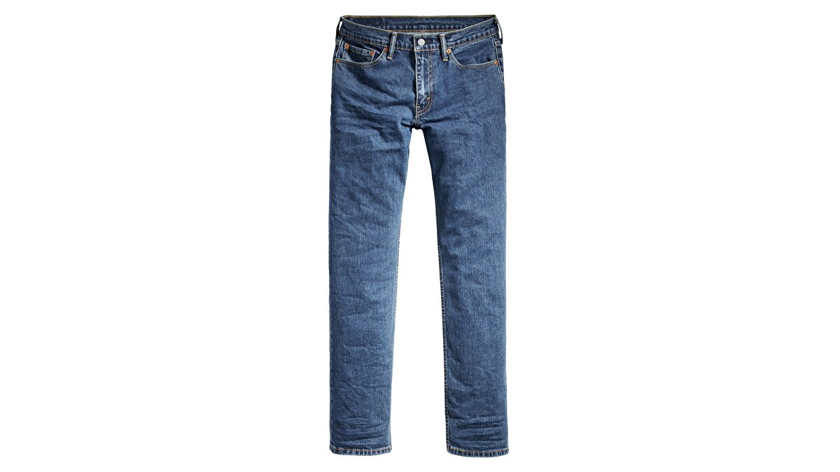 Levi's® 514 Straight Stonewash Stretch T2 Erkek Jean Pantolon Mavi