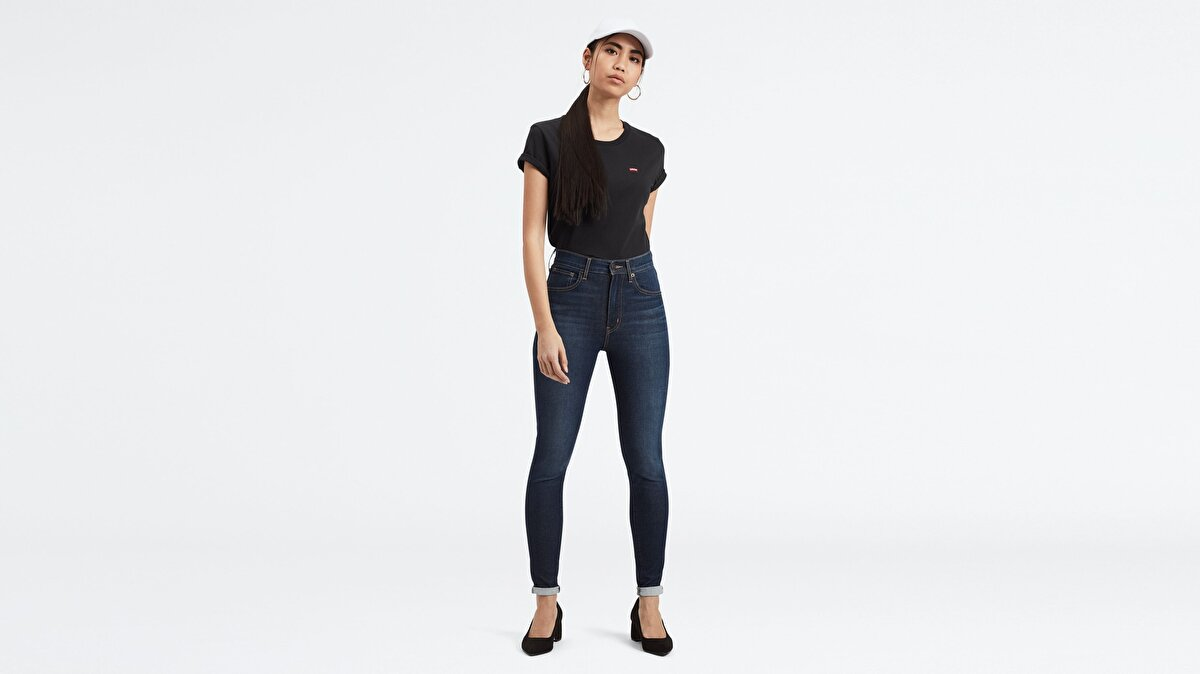 Levi's® Mile High Super Skinny Kadın Jean Pantolon