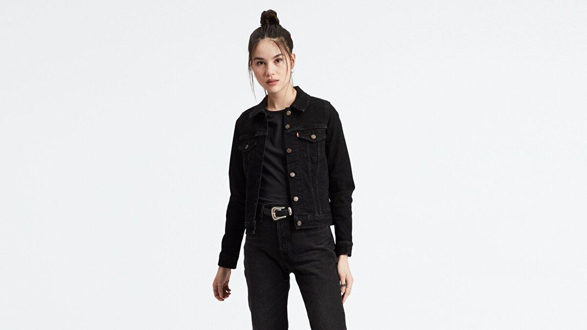 Levi's® Original Trucker Kadın Jean Ceket