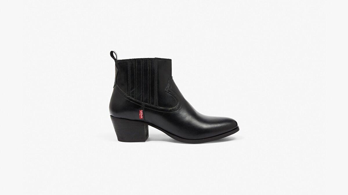 Levi's® Western Folsom Kadın Deri Çizme