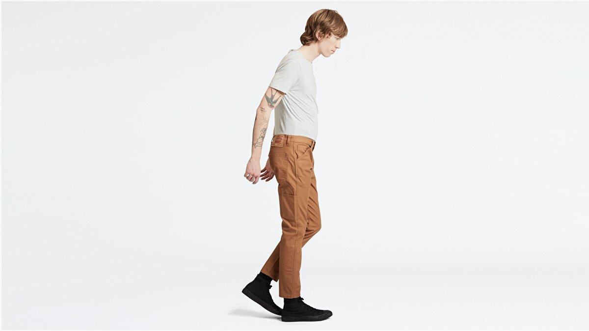 Levi's® Hiball Utility Desert Boots Panama Can Erkek Turuncu Jean Pantolon