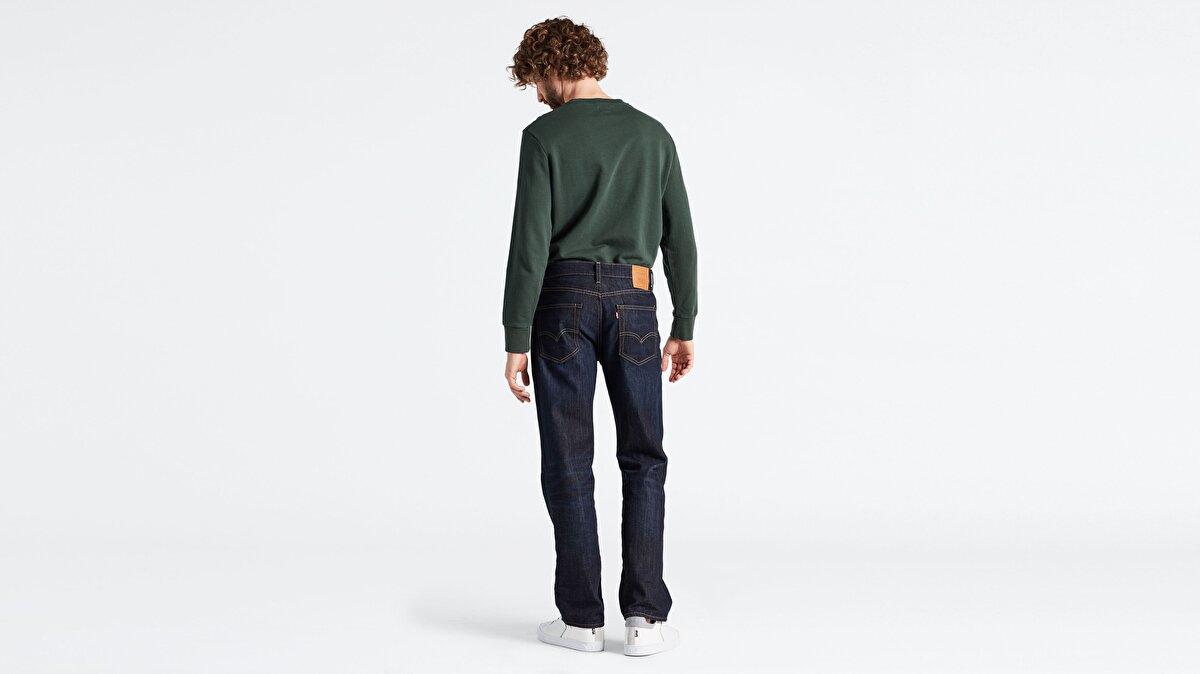 Levi's® 514 Straight The Rich T2 Erkek Lacivert Jean Pantolon