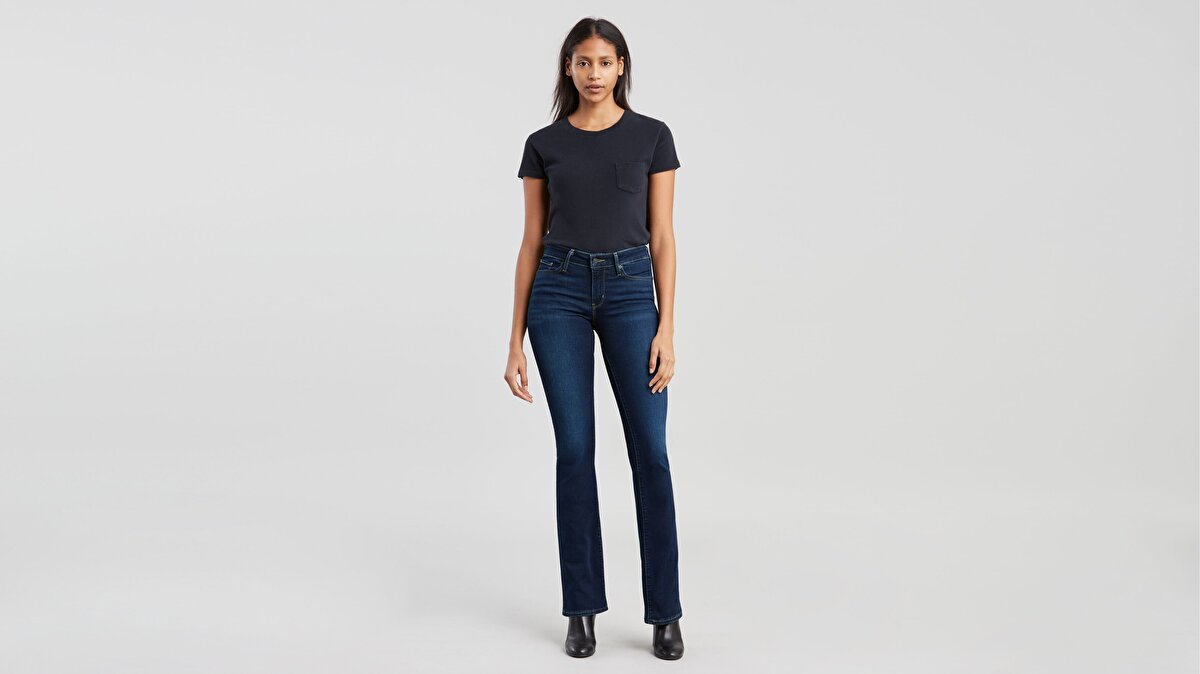 Levi's® 715 Bootcut Kadın Jean Pantolon