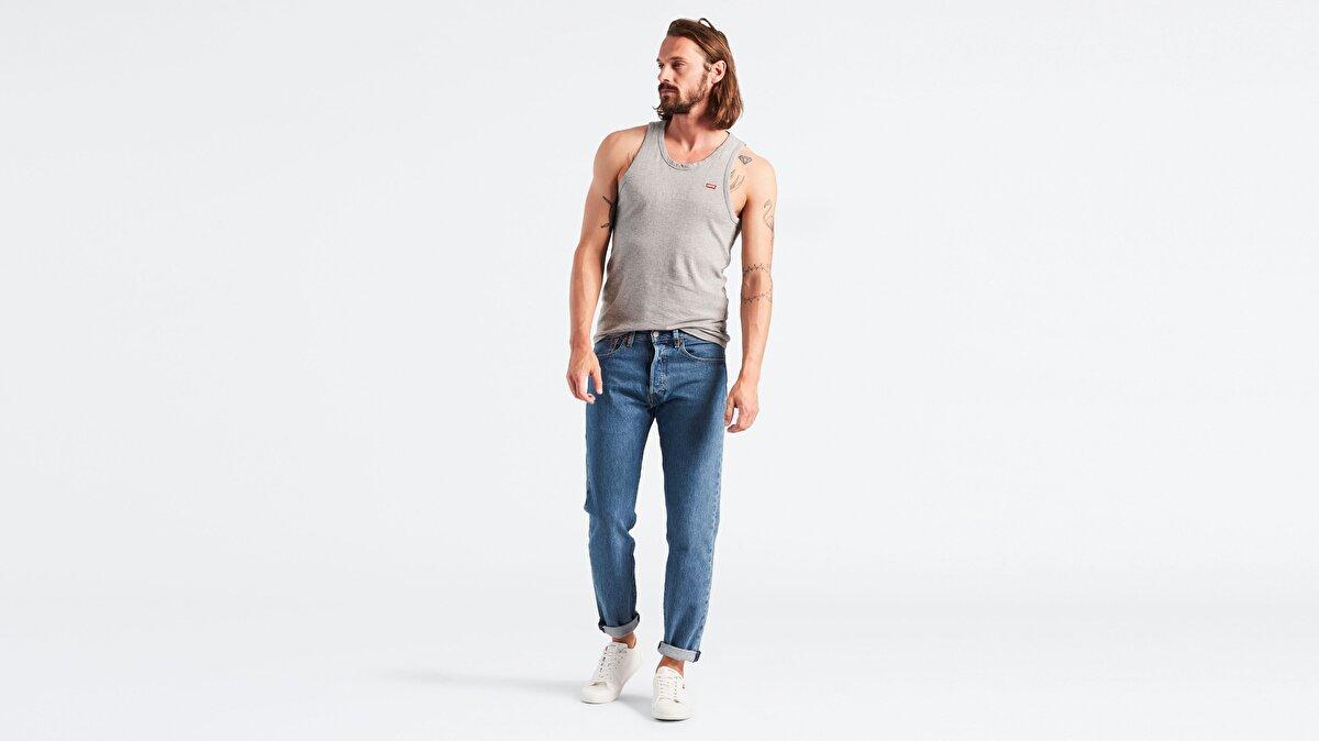 Levi's® 501 Slim Taper Erkek Jean Pantolon