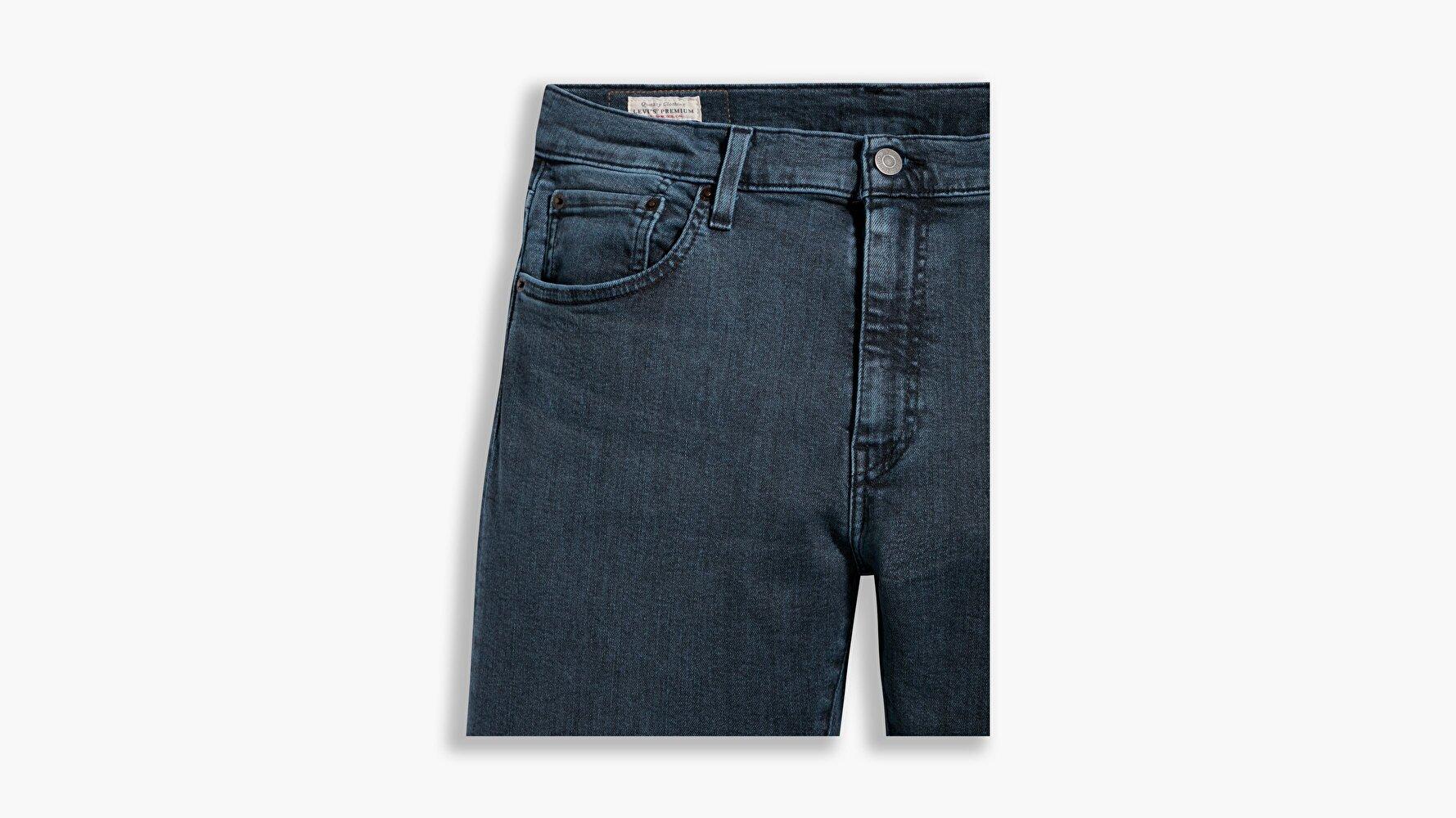 512™ Slim Taper Erkek Jean Pantolon-X9989 Lse_Richmond Blue Black Od Adv