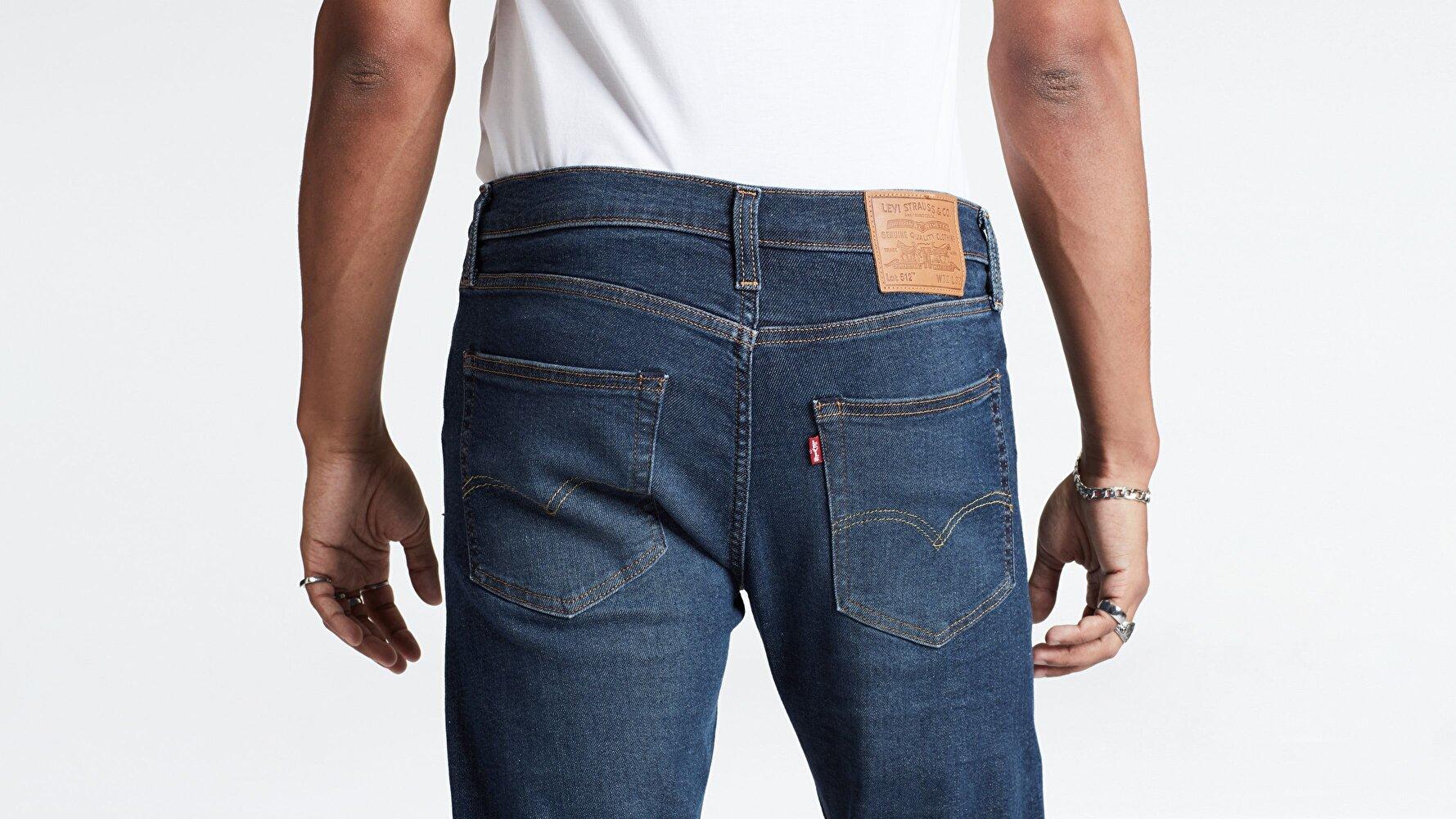 512™ Slim Taper Erkek Jean Pantolon-Sage Overt Adv Tnl