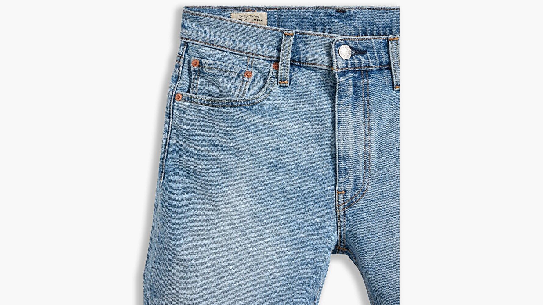412 Slim Fit Erkek Şort-Whenever Wherever Adv Short