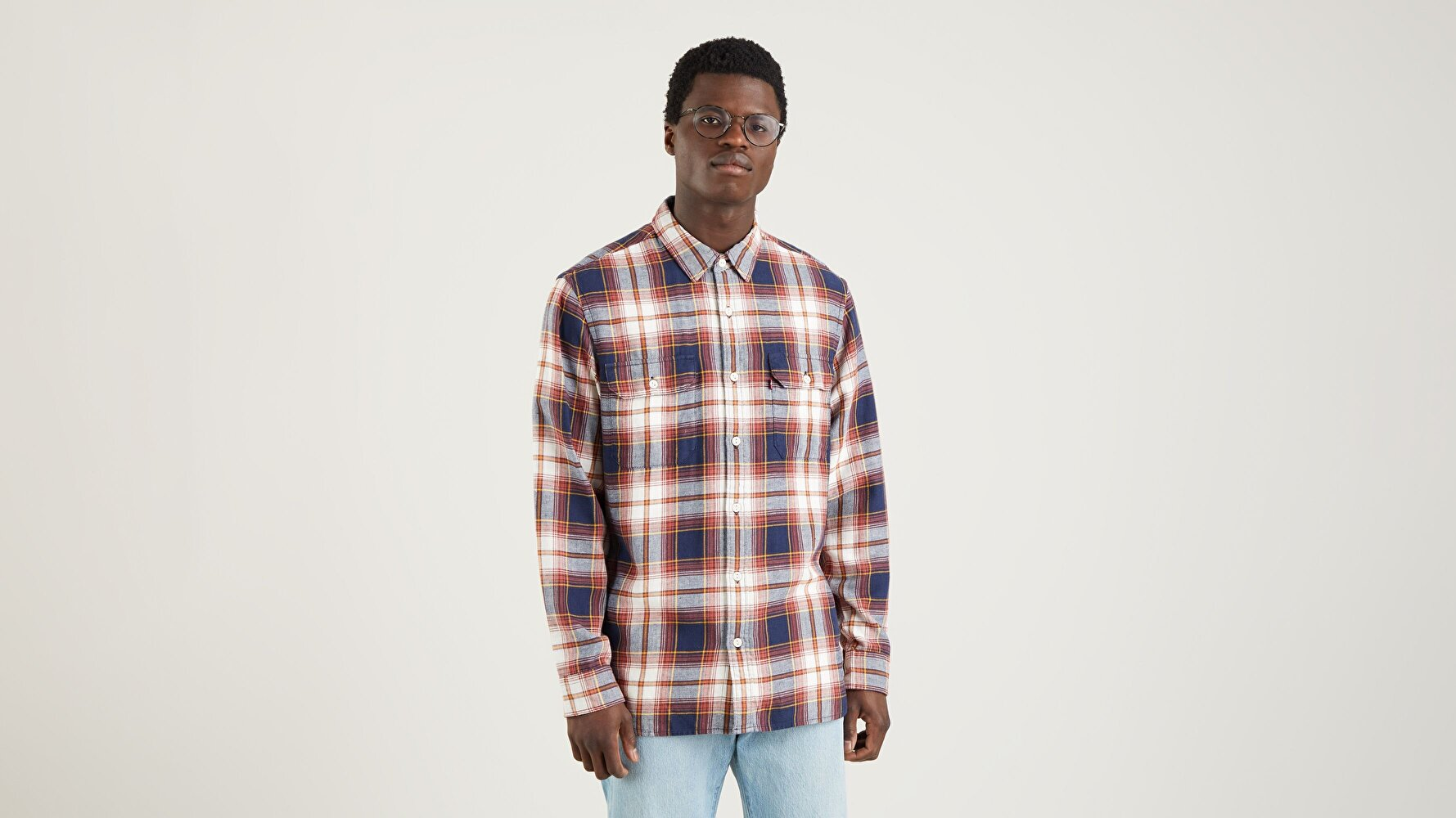 Jackson Worker Gömlek Ceket
