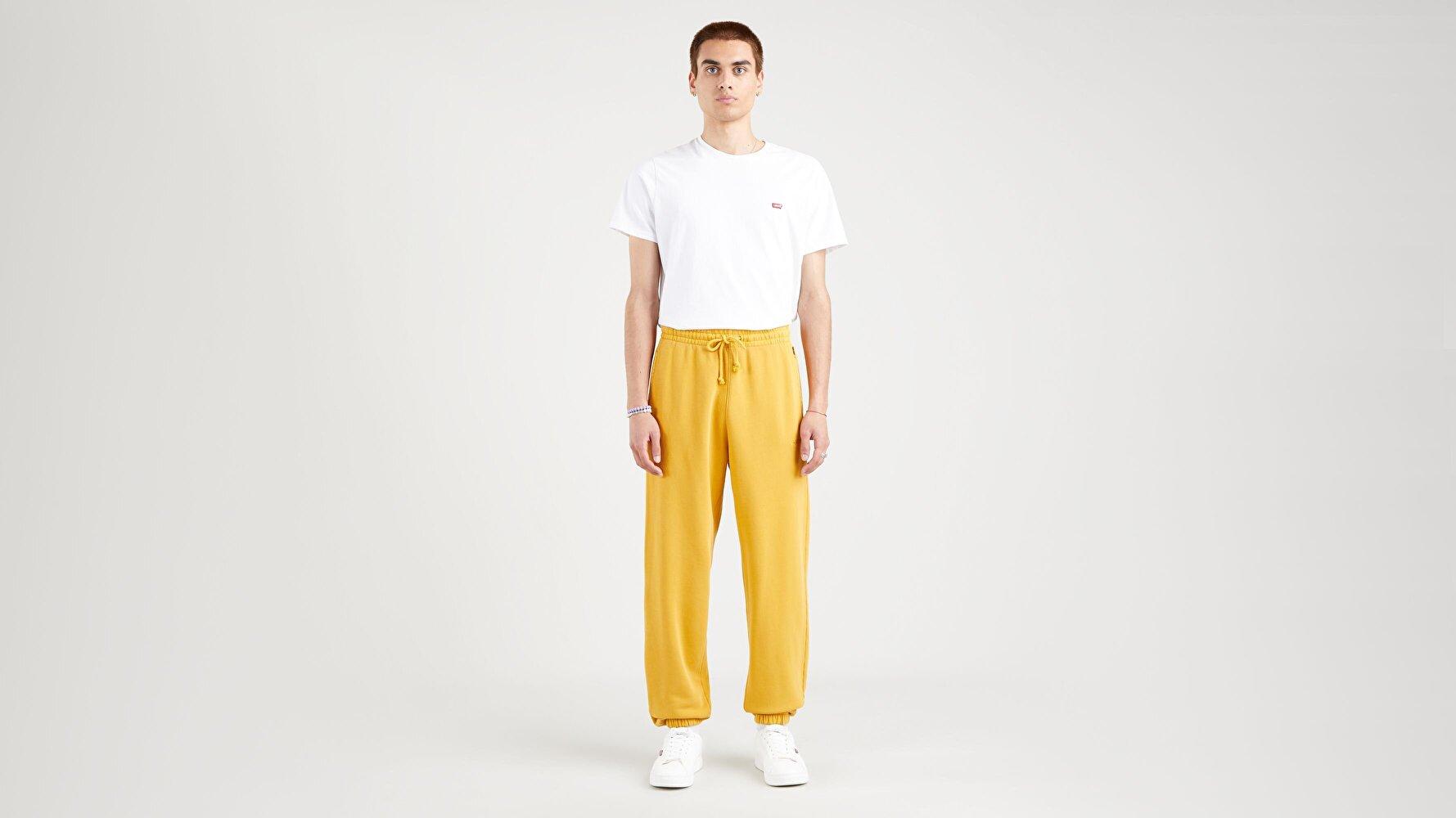 Levi's® Red Tab™ Sarı Eşofman Altı