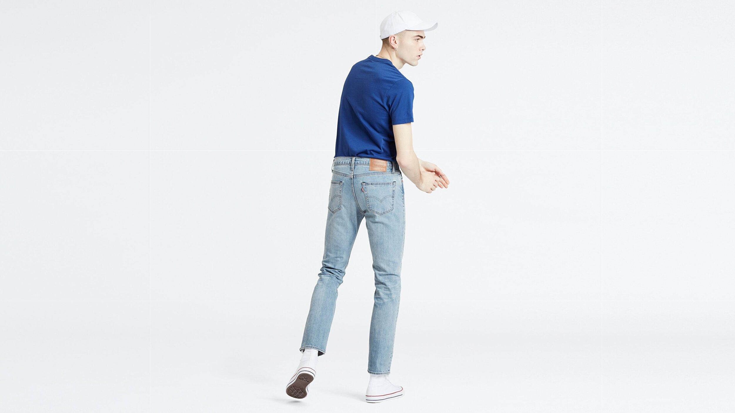 511™ Slim Erkek Jean Pantolon-Fennel