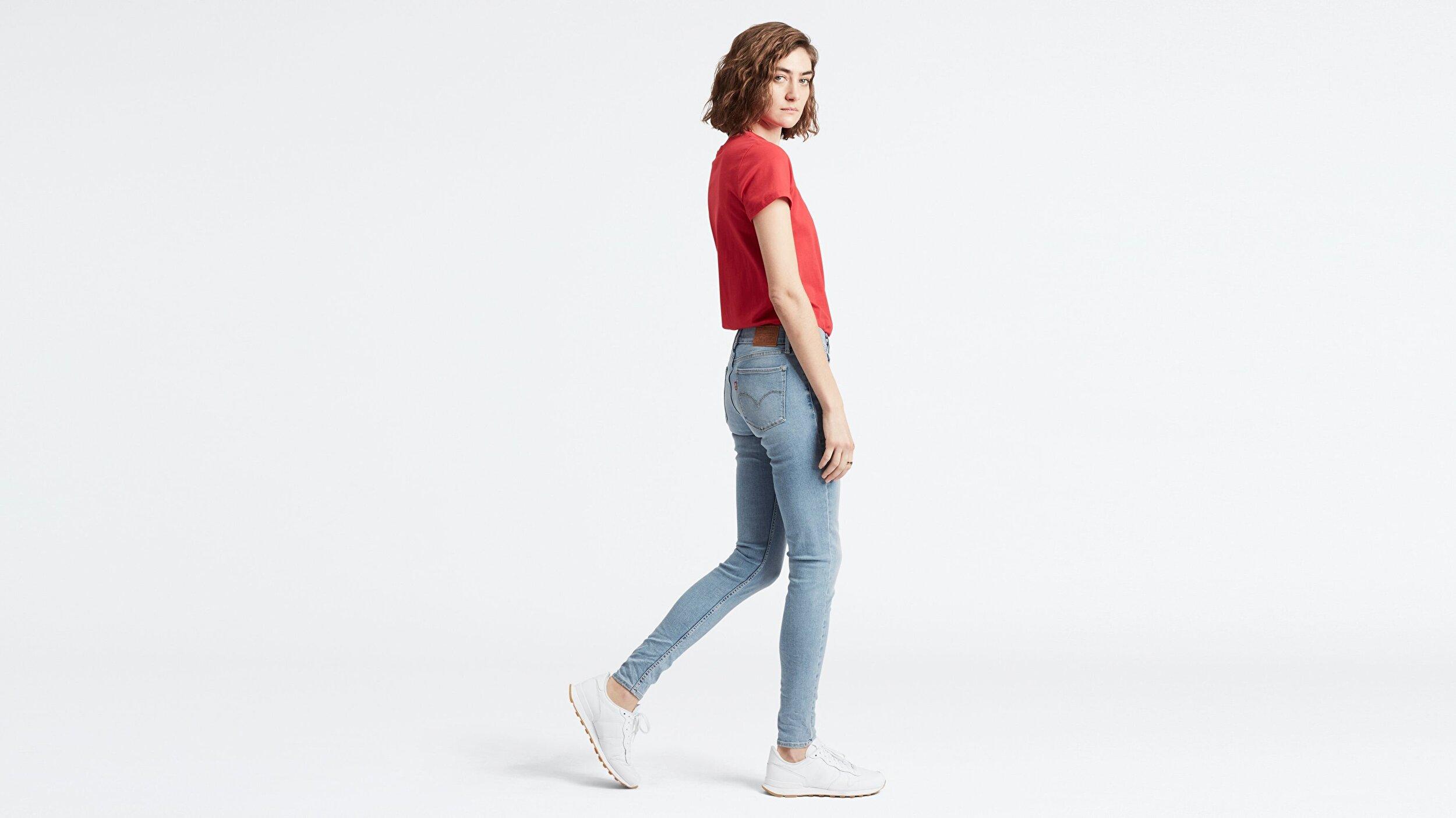 Innovation Super Skinny Kadın Jean Pantolon-Globe Trotter