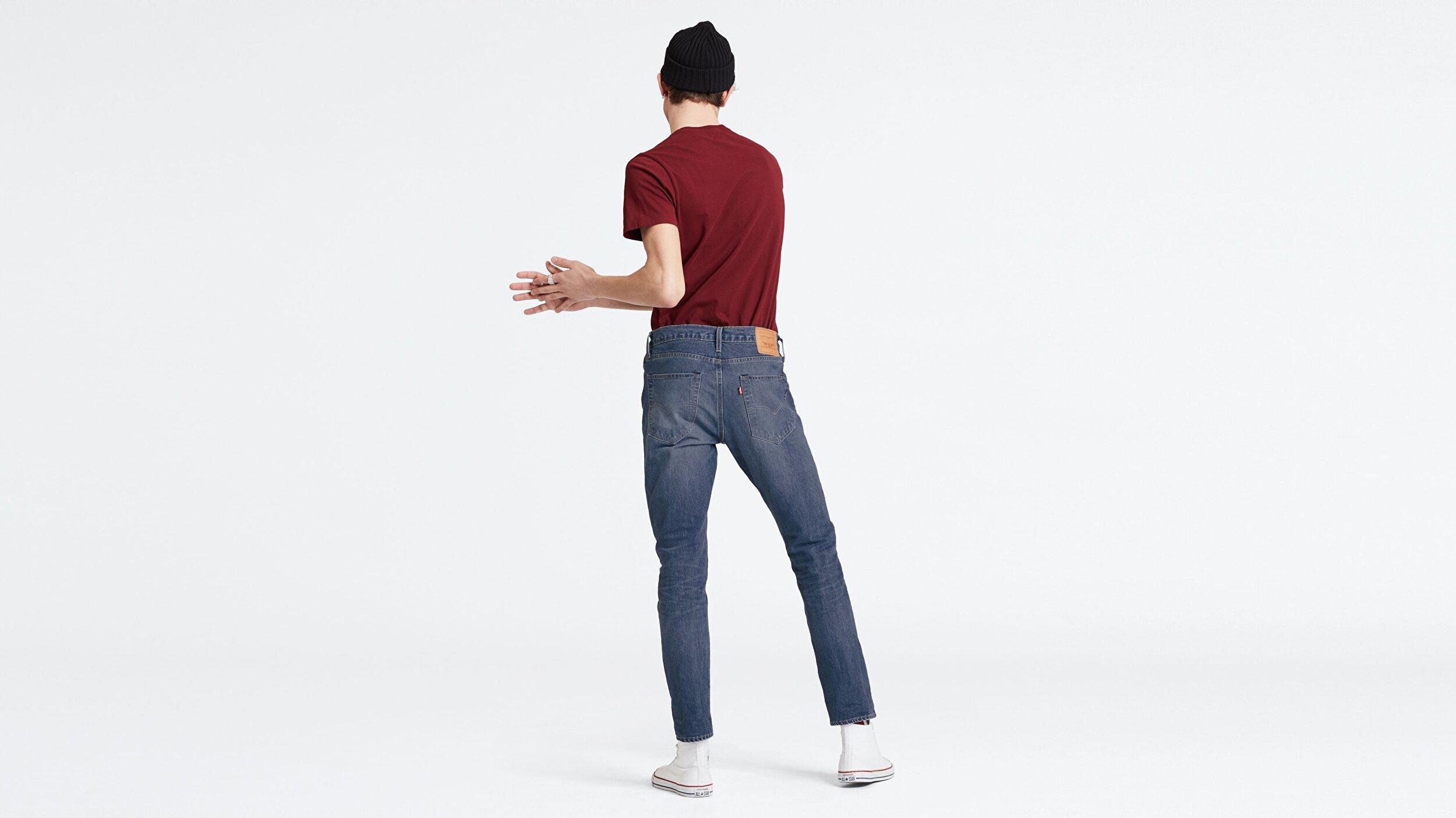 512 Slim Taper Fit Erkek Jean Pantolon