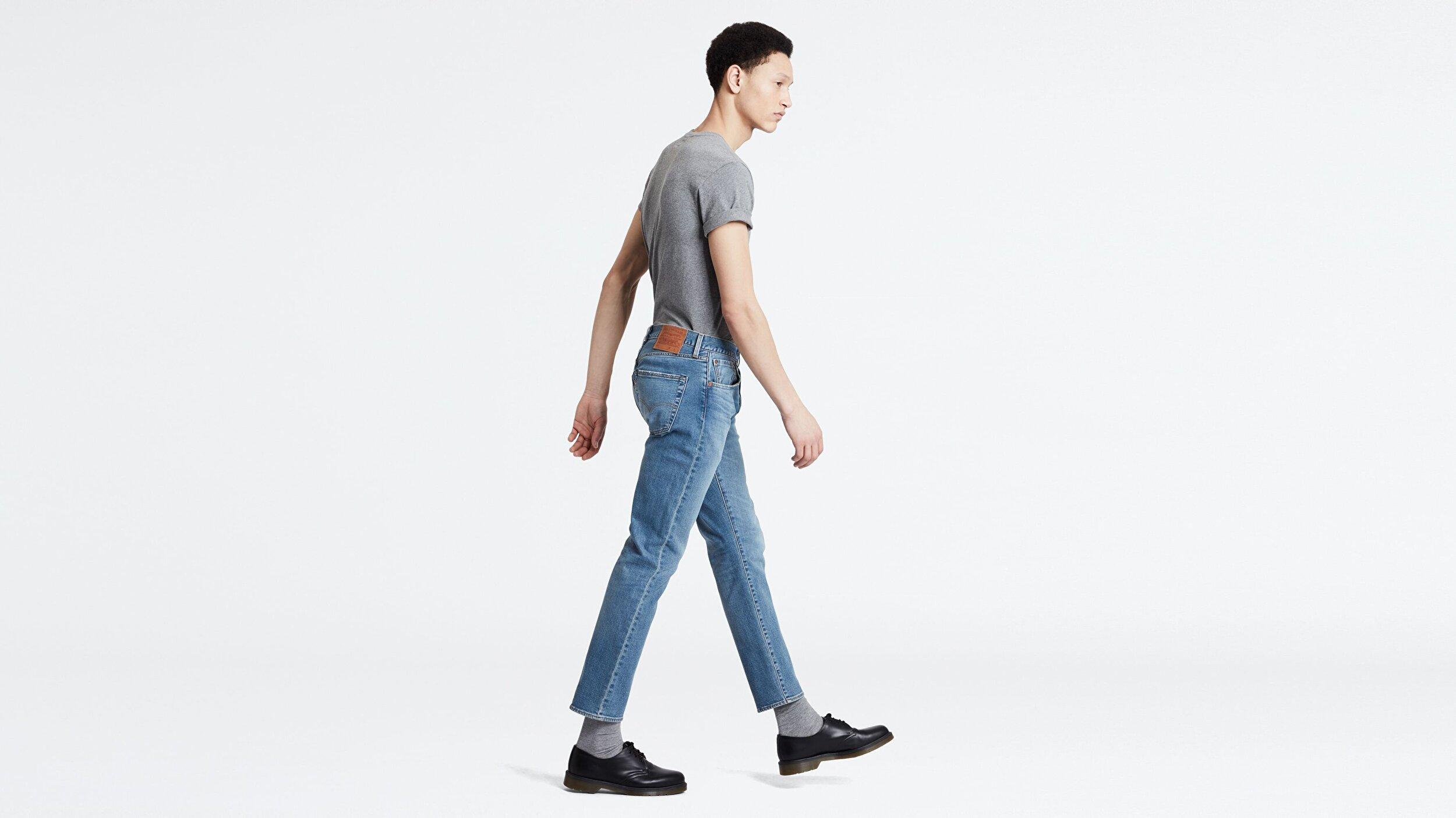 501® Slim Taper Erkek Jean Pantolon -Ironwood Overt