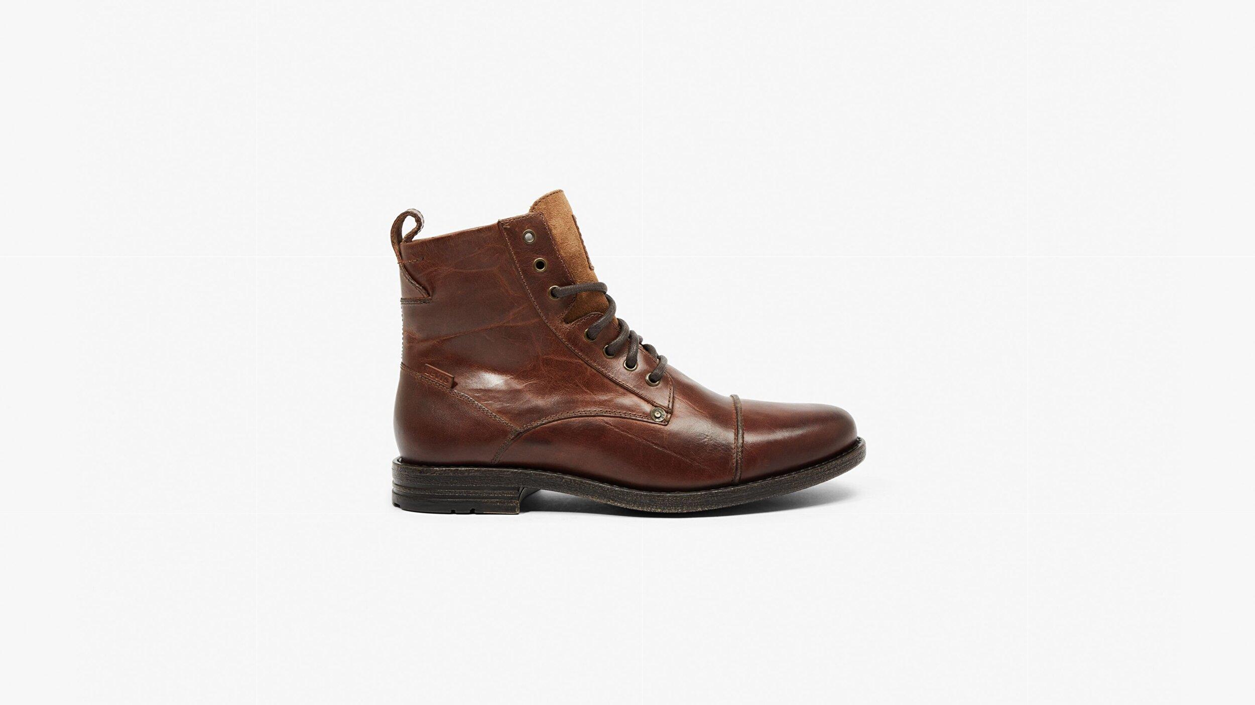 Emerson Erkek Deri Çizme