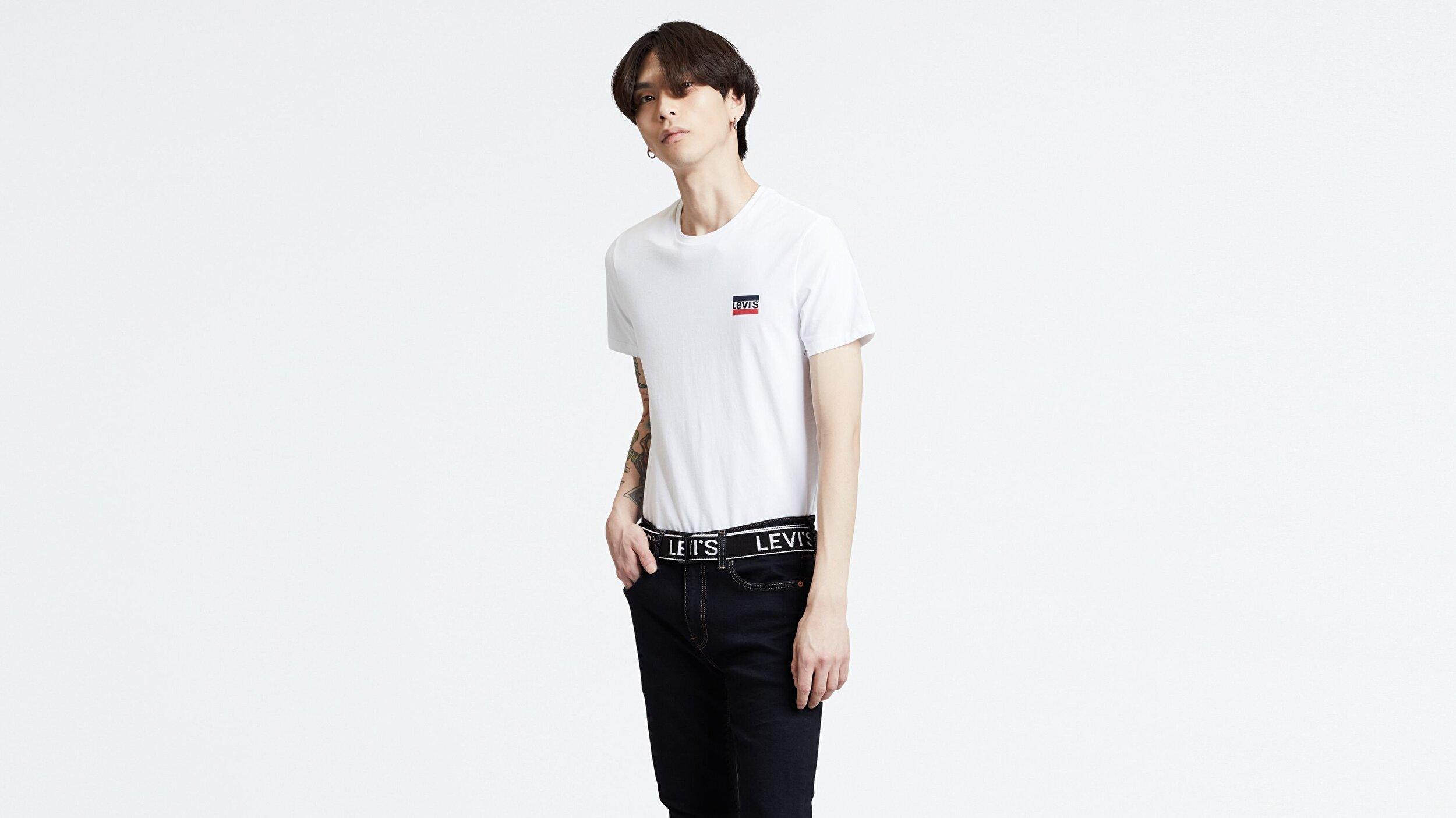 Crewneck Erkek İkili T-Shirt