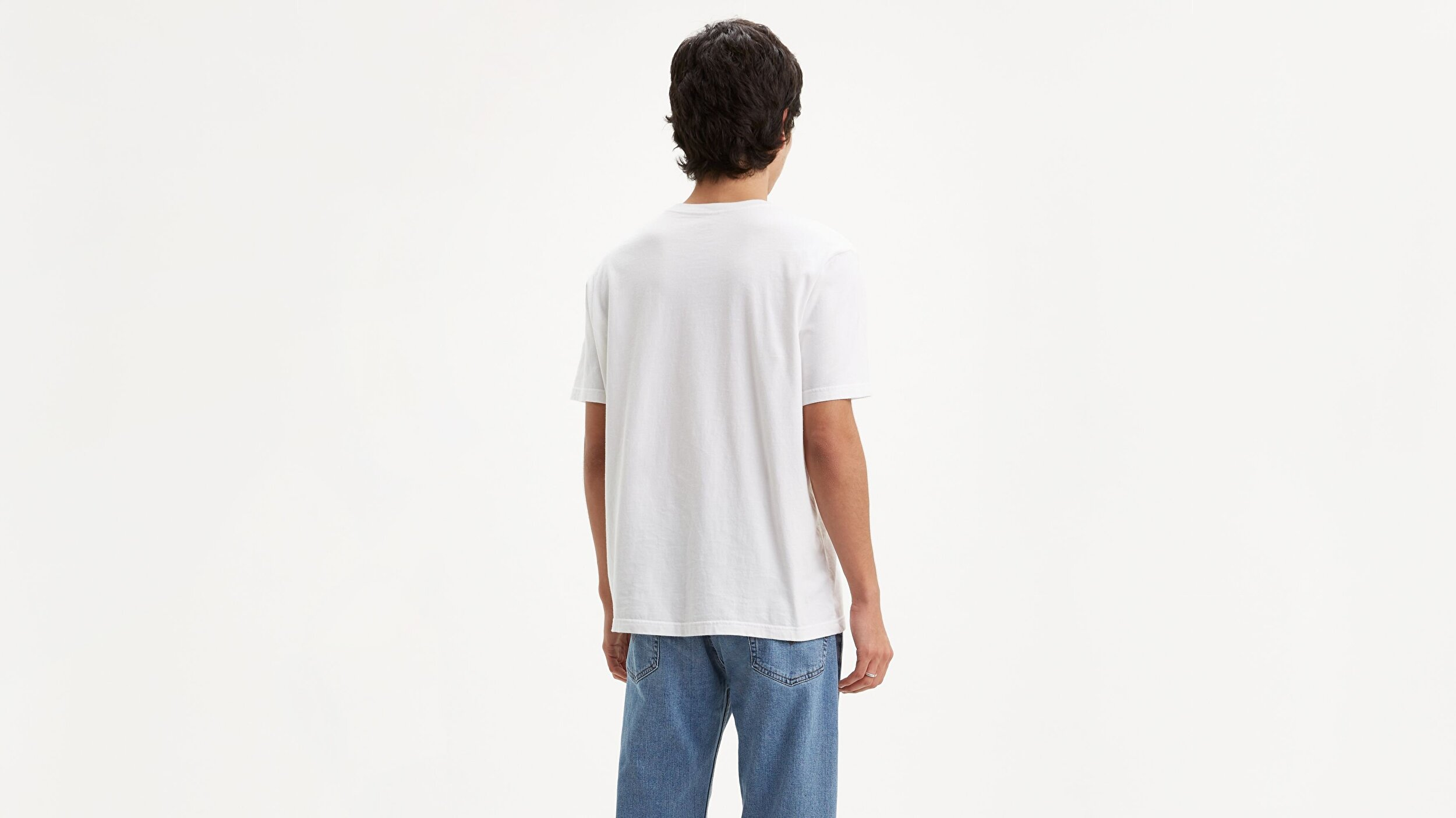 RELAXED GRAPHIC TEE BOXTAB SS  GRA