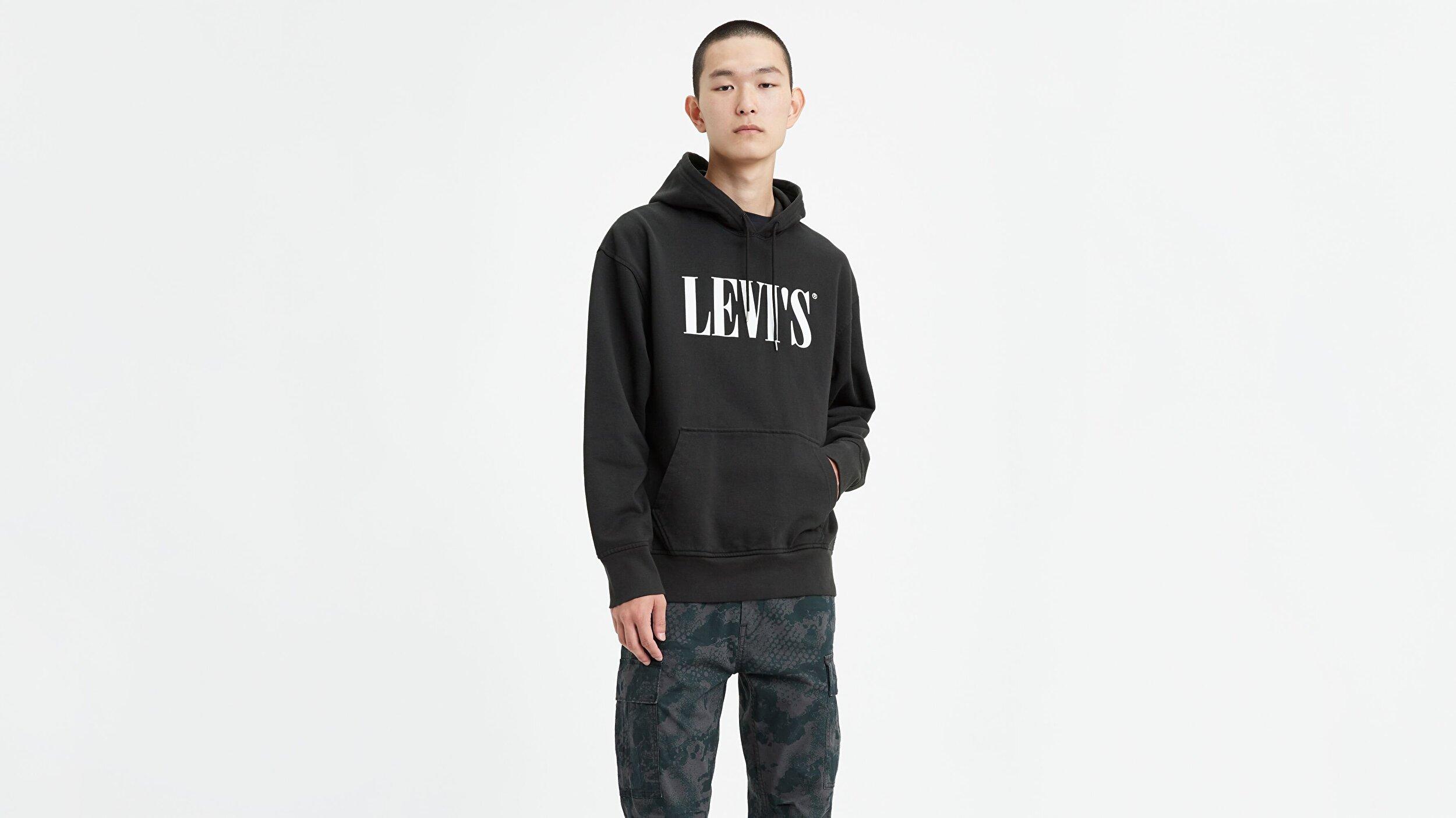 Levi's® Relaxed Erkek Sweatshirt