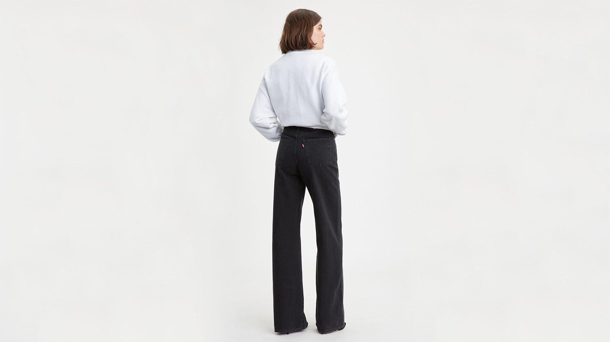 Levi's® Ribcage Kadın Jean Pantolon
