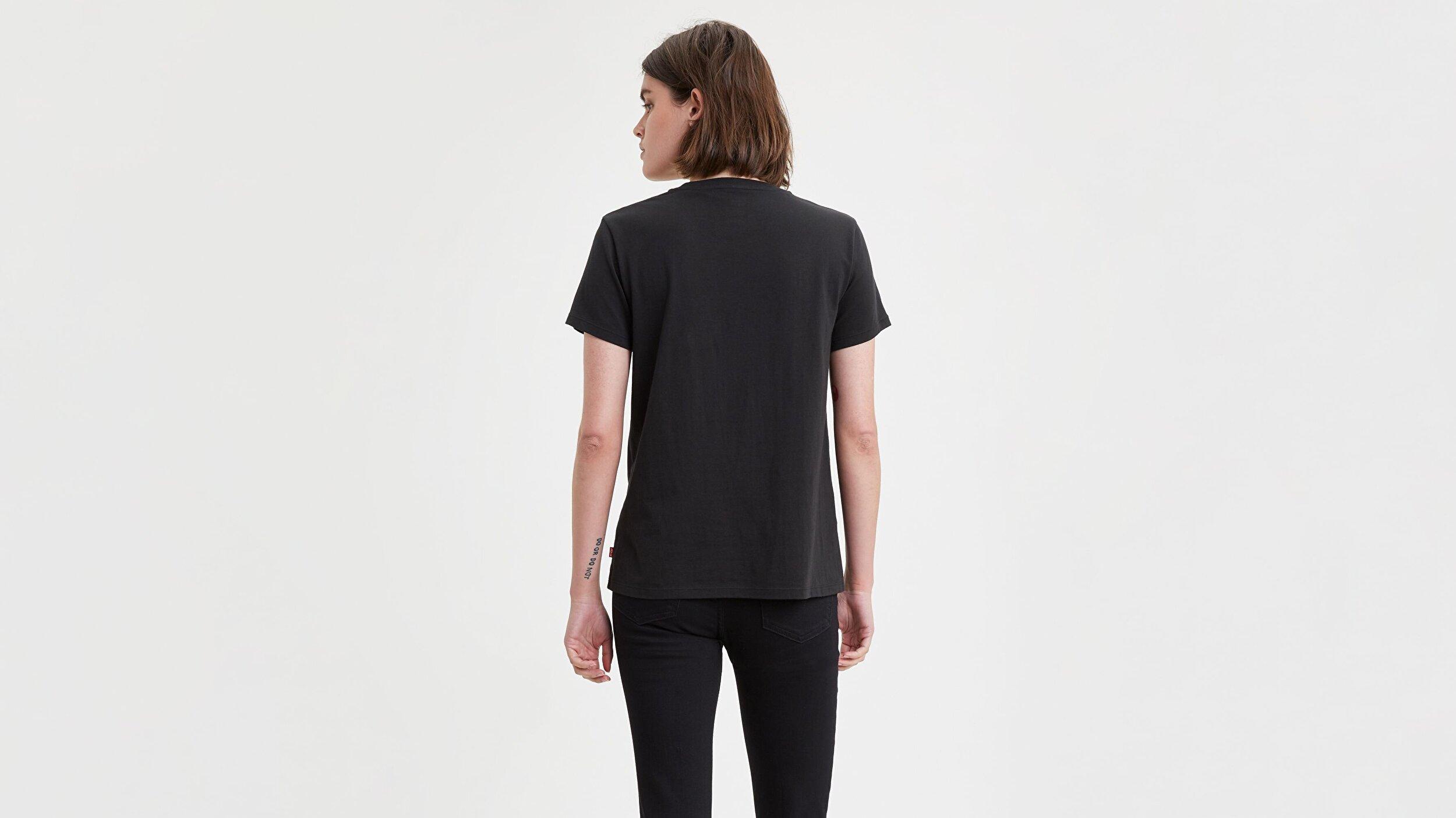 The Perfect Tee T2 Ss Stormtrooper Siyah Kadın Tişört