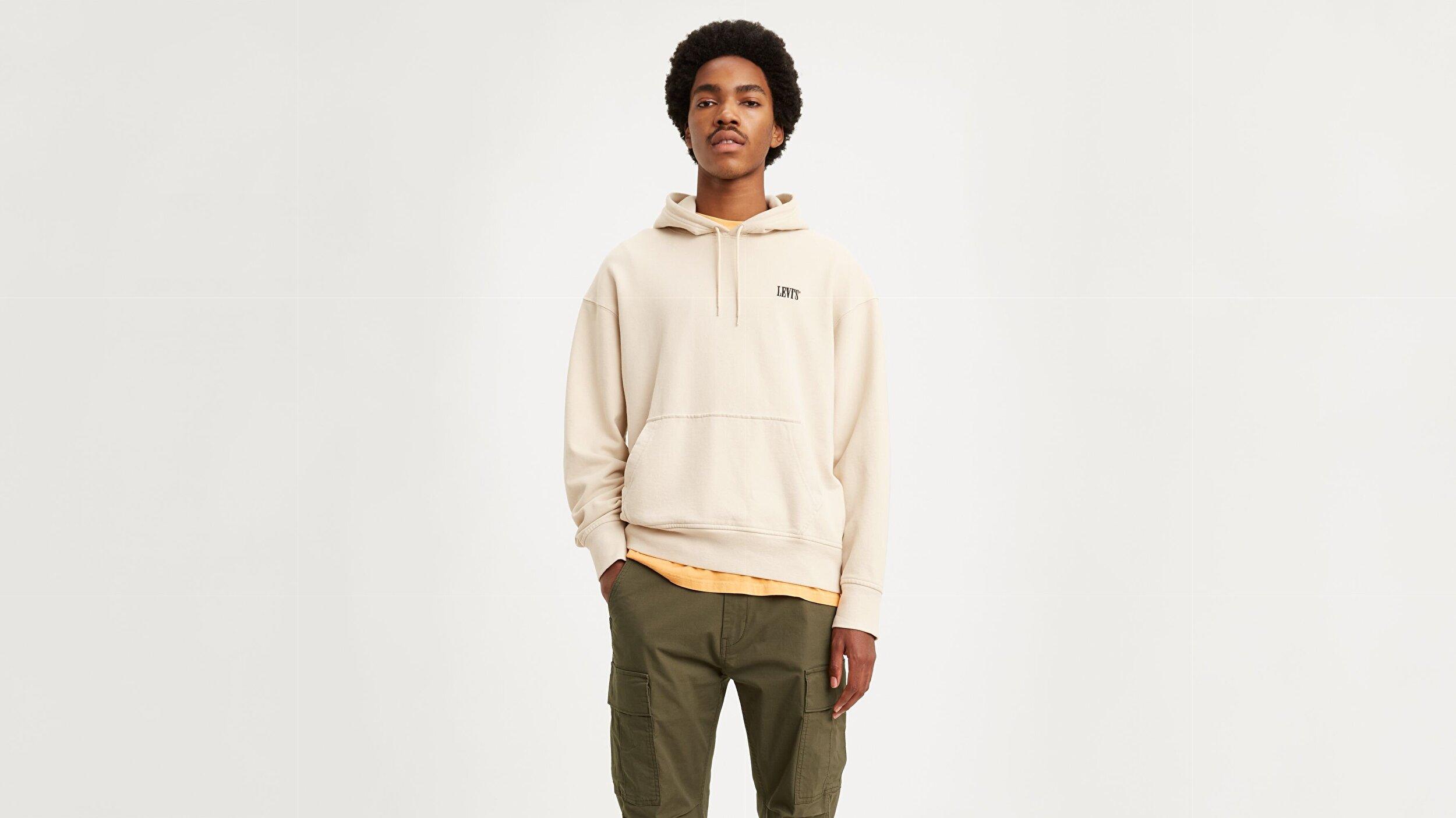 Levi's® Authentic Erkek Sweatshirt