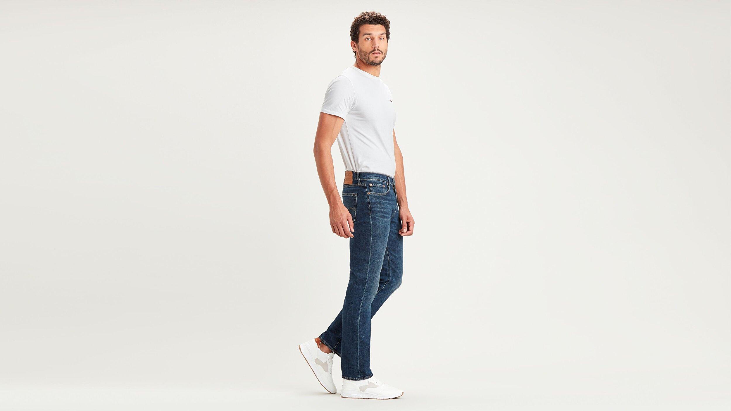 514™ Straight Fit Erkek Jean Pantolon-Pauper Tint Local
