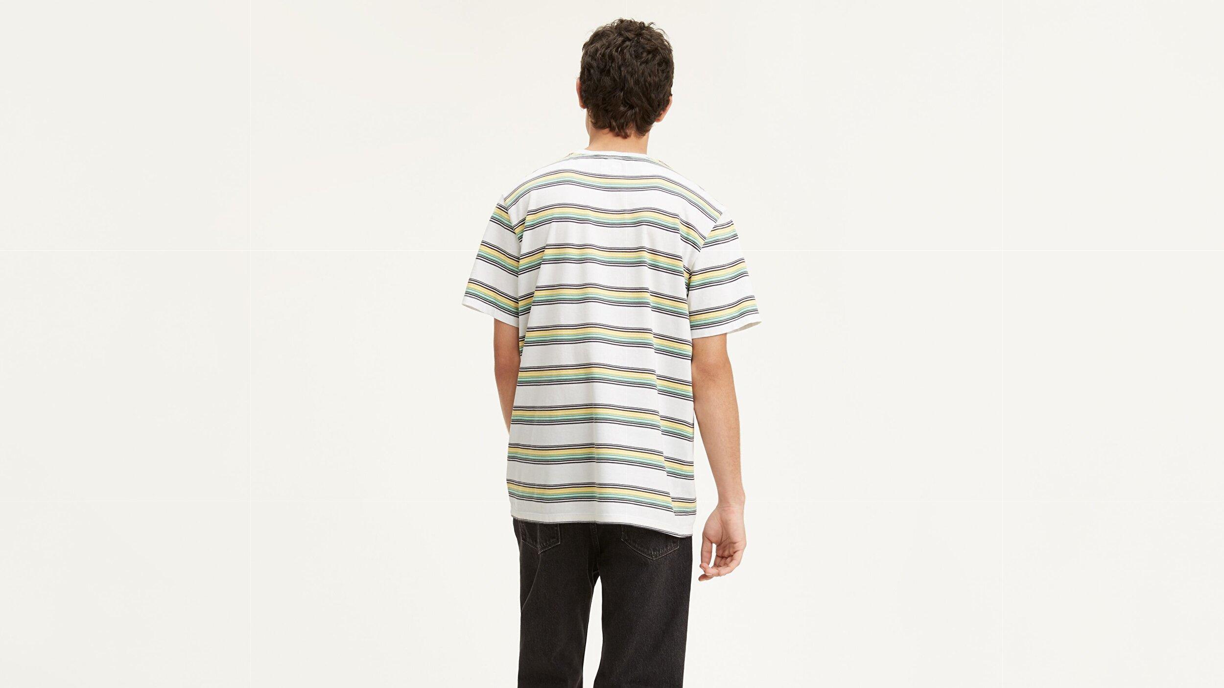 Ss Set-In Sunset Pocket Ss Sunset Çok renkli Erkek Tişört