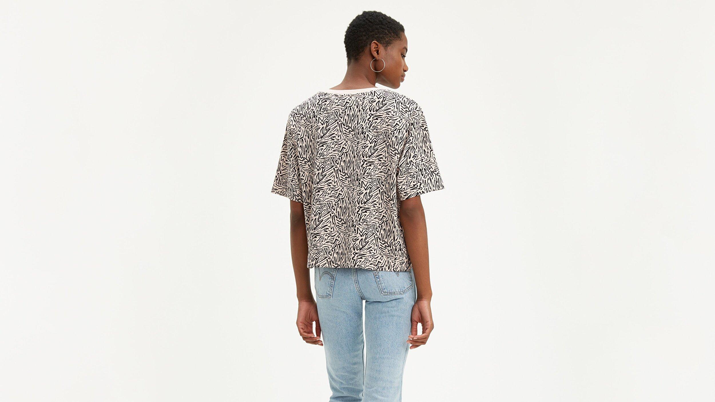 Levi's® Boxy Kadın  Tişört