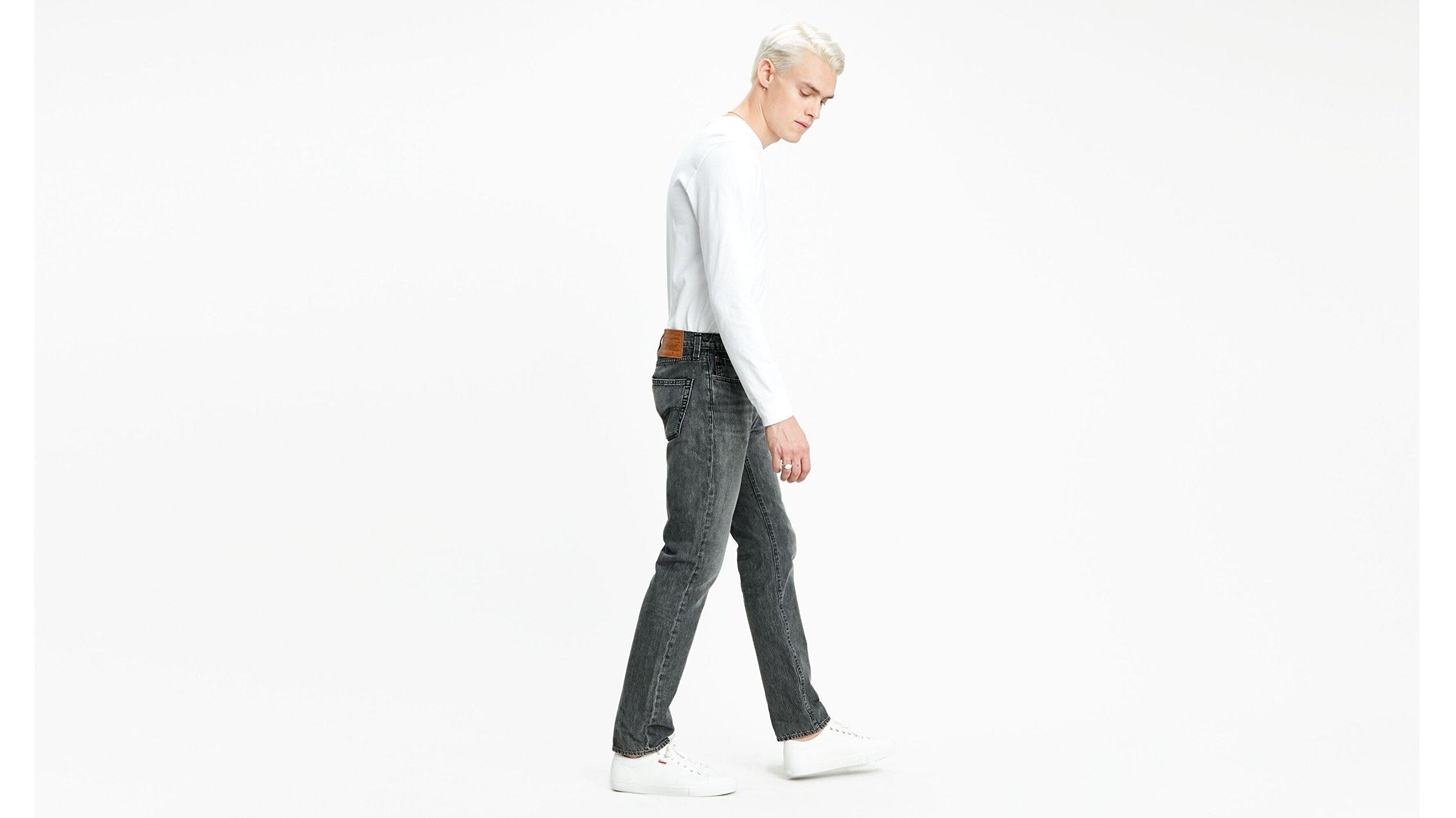 511™ Slim Fit Erkek Jean Pantolon-Cat Mask Cool