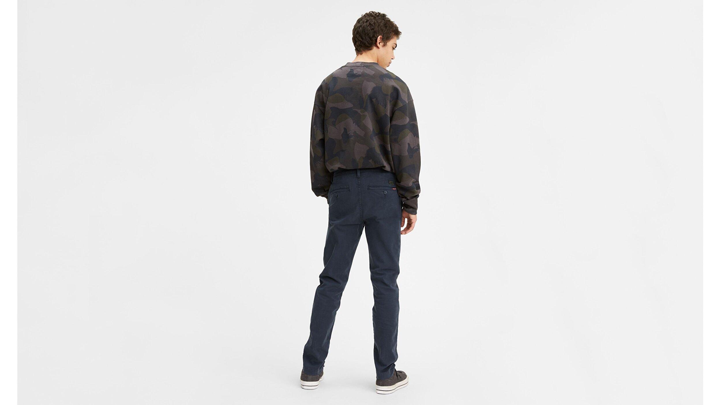 XX Chino Slim Fit Erkek Pantolon-Baltic Shady