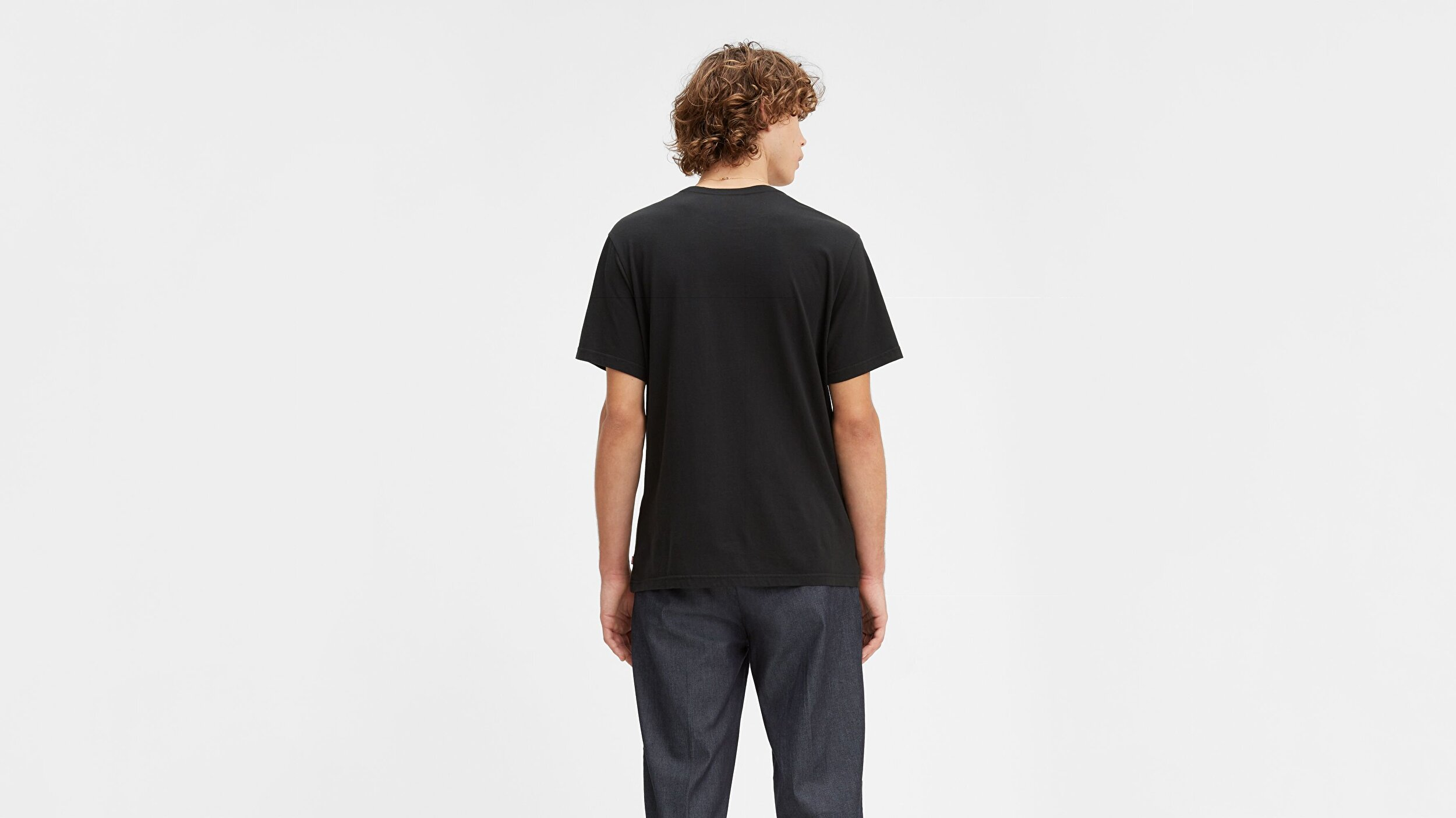 RELAXED GRAPHIC TEE BOXTAB SS MINERAL B
