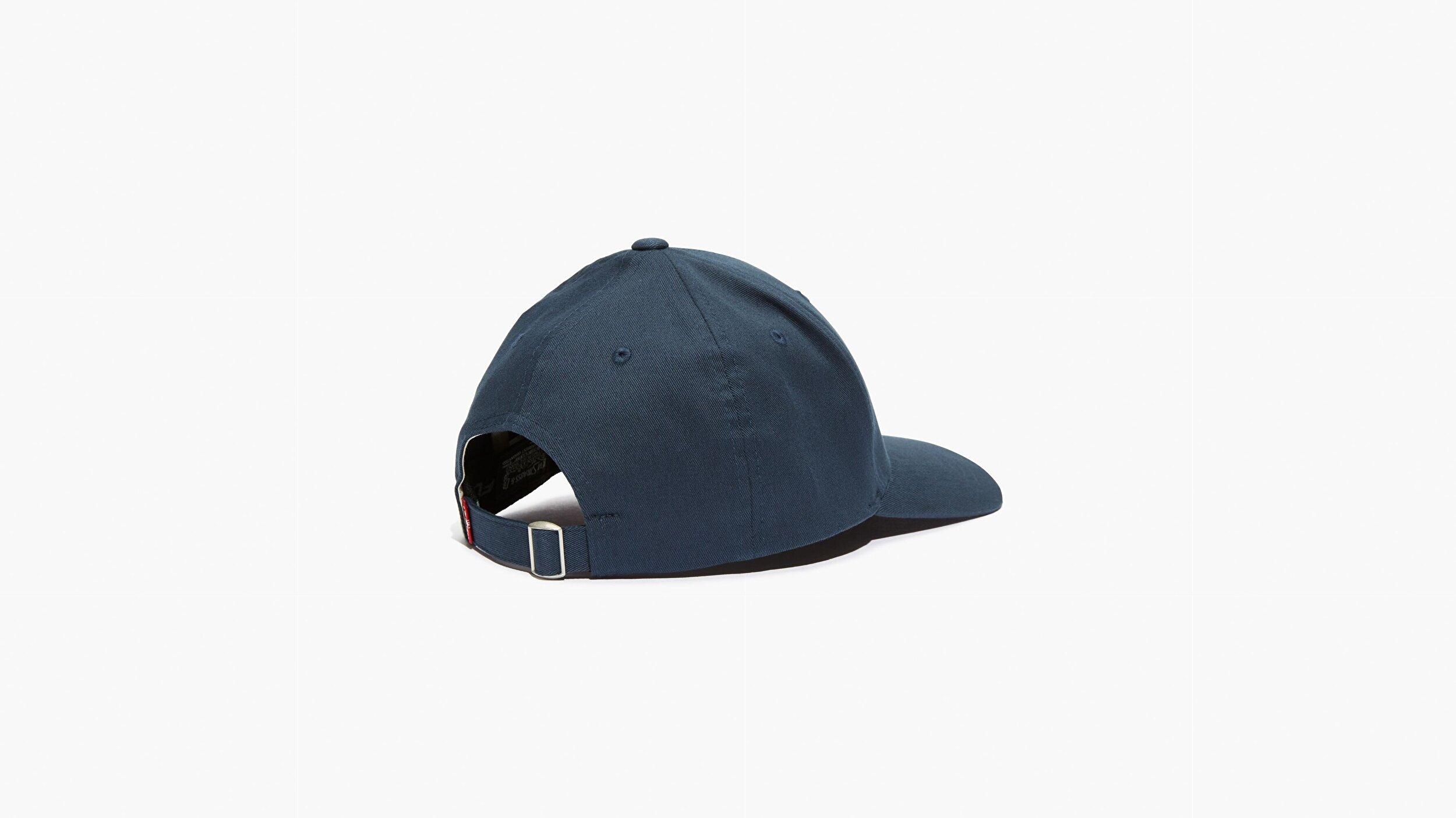 Mid Batwing Erkek Lacivert Şapka