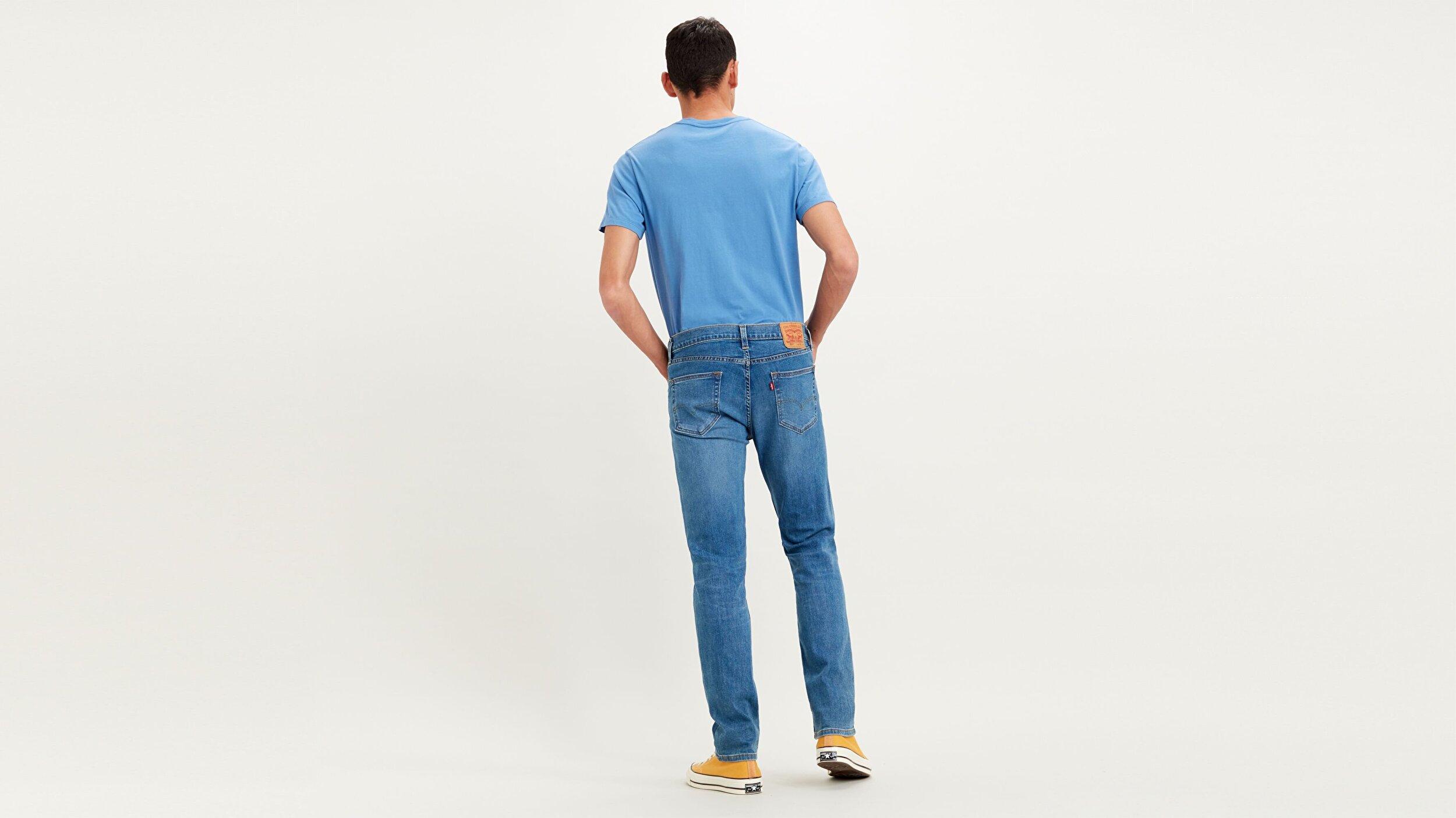 511™ Slim Fit Erkek Jean Pantolon-Gulf Breeze Cloud Adv