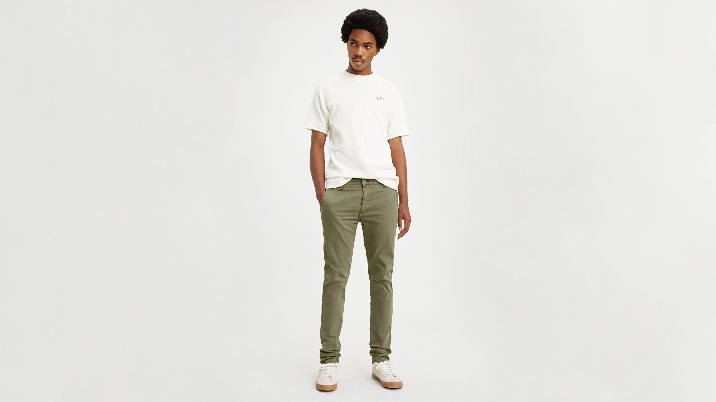 XX Chino Slim Fit Erkek Pantolon-Bunker  Shady Gd Ccu B
