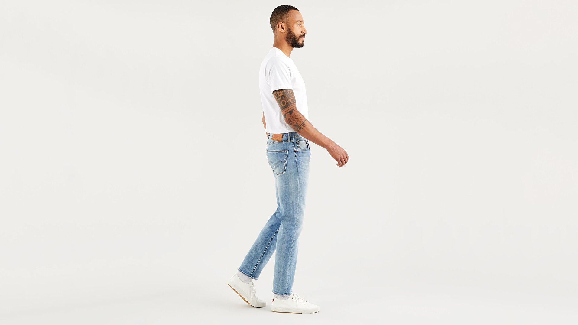 501® Original Fit Erkek Jean Pantolon-Sliders