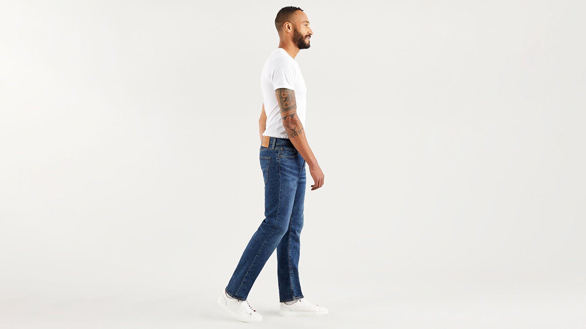 514™ Straight Erkek Jean Pantolon-Wagyu Moss