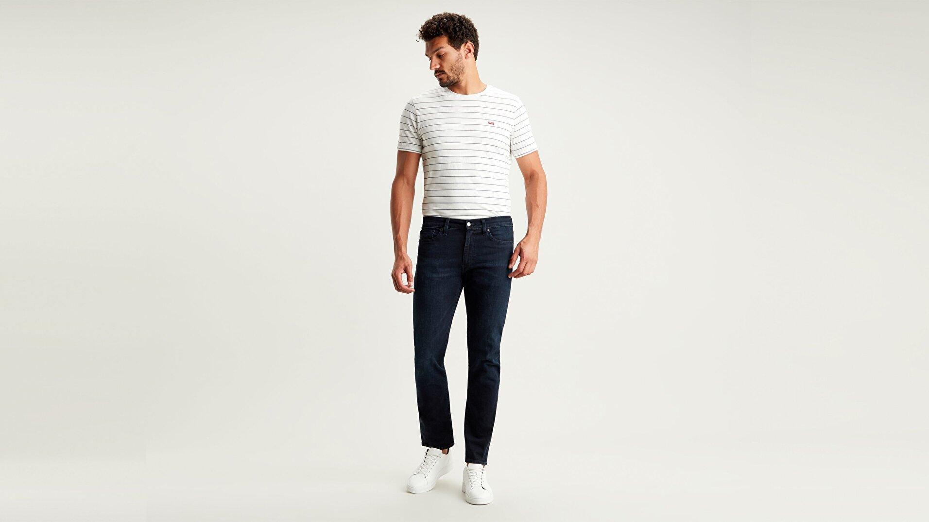 511™ Slim Fit Erkek Jean Pantolon-Blueridge