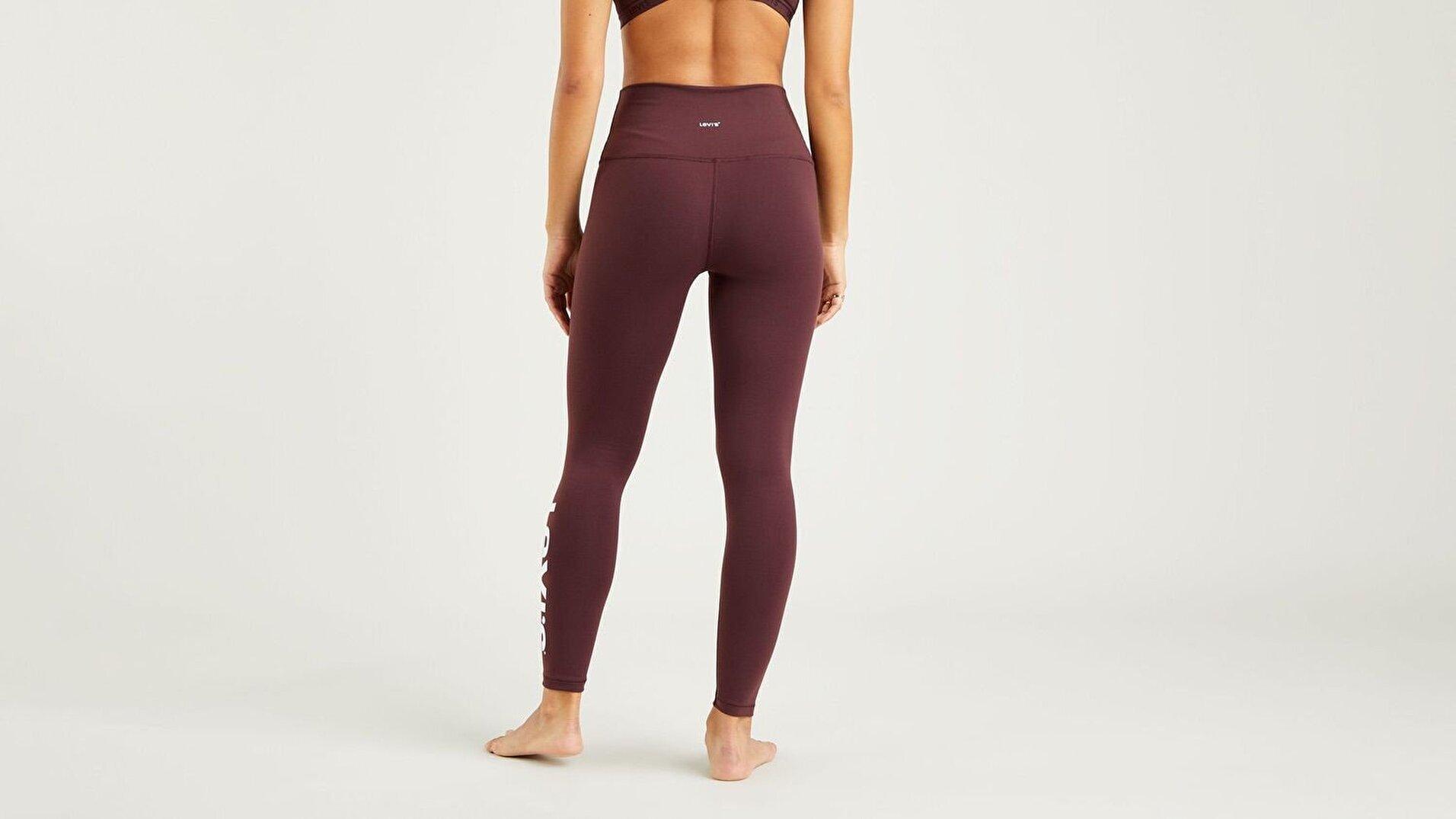 Bodywear Kadın Tayt-Malbec