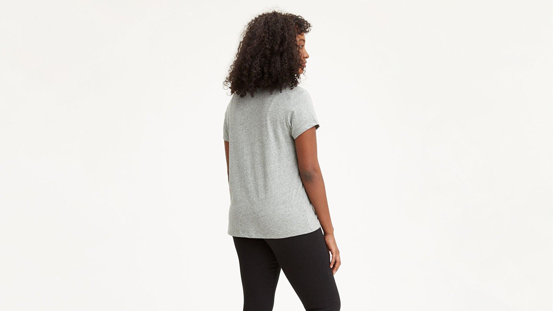 The Perfect Tee Tr Better Beyaz Kadın Tişört