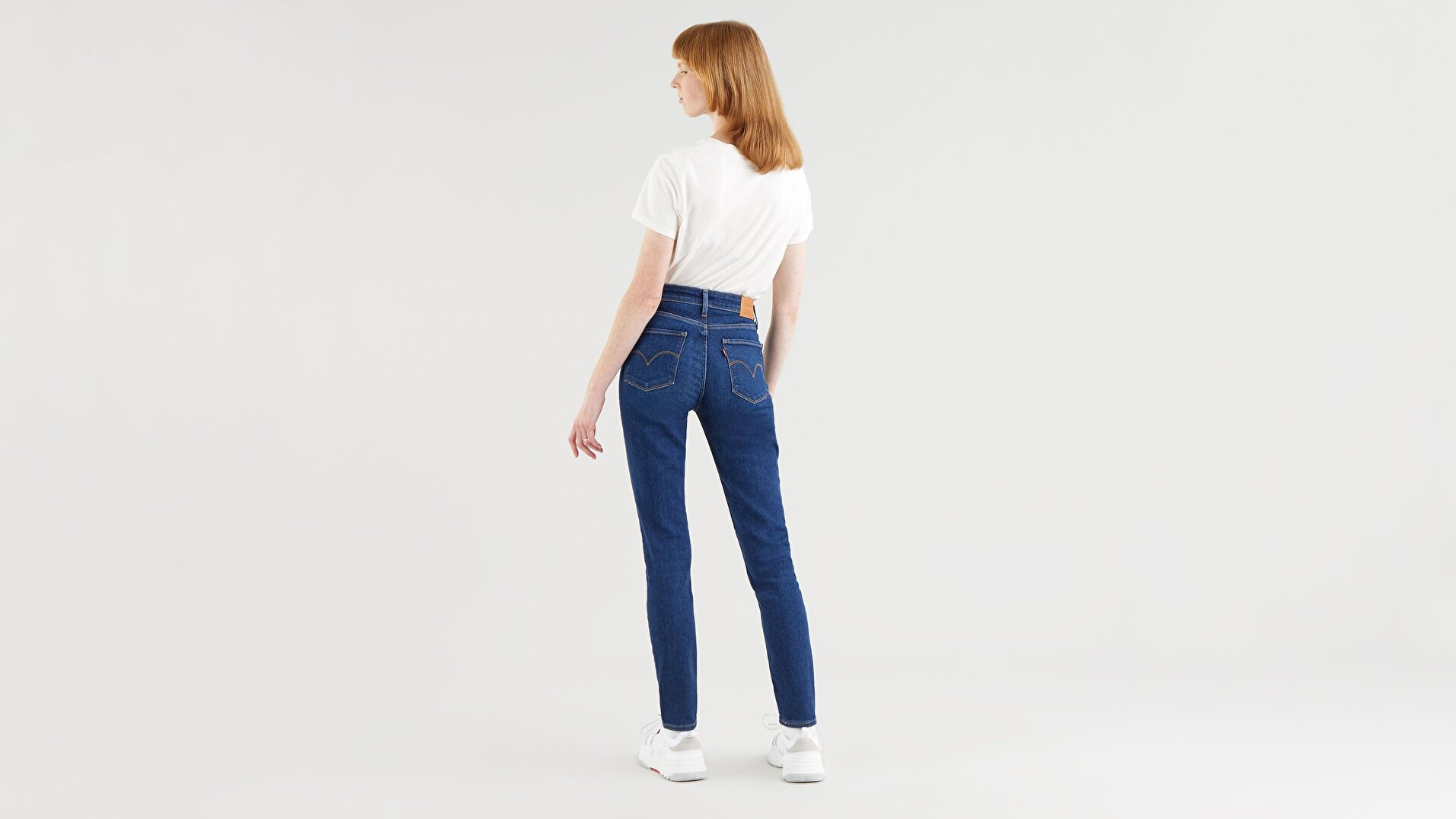 721 Yüksel Bel Skinny Fit Kadın Jean Pantolon-Good Evening