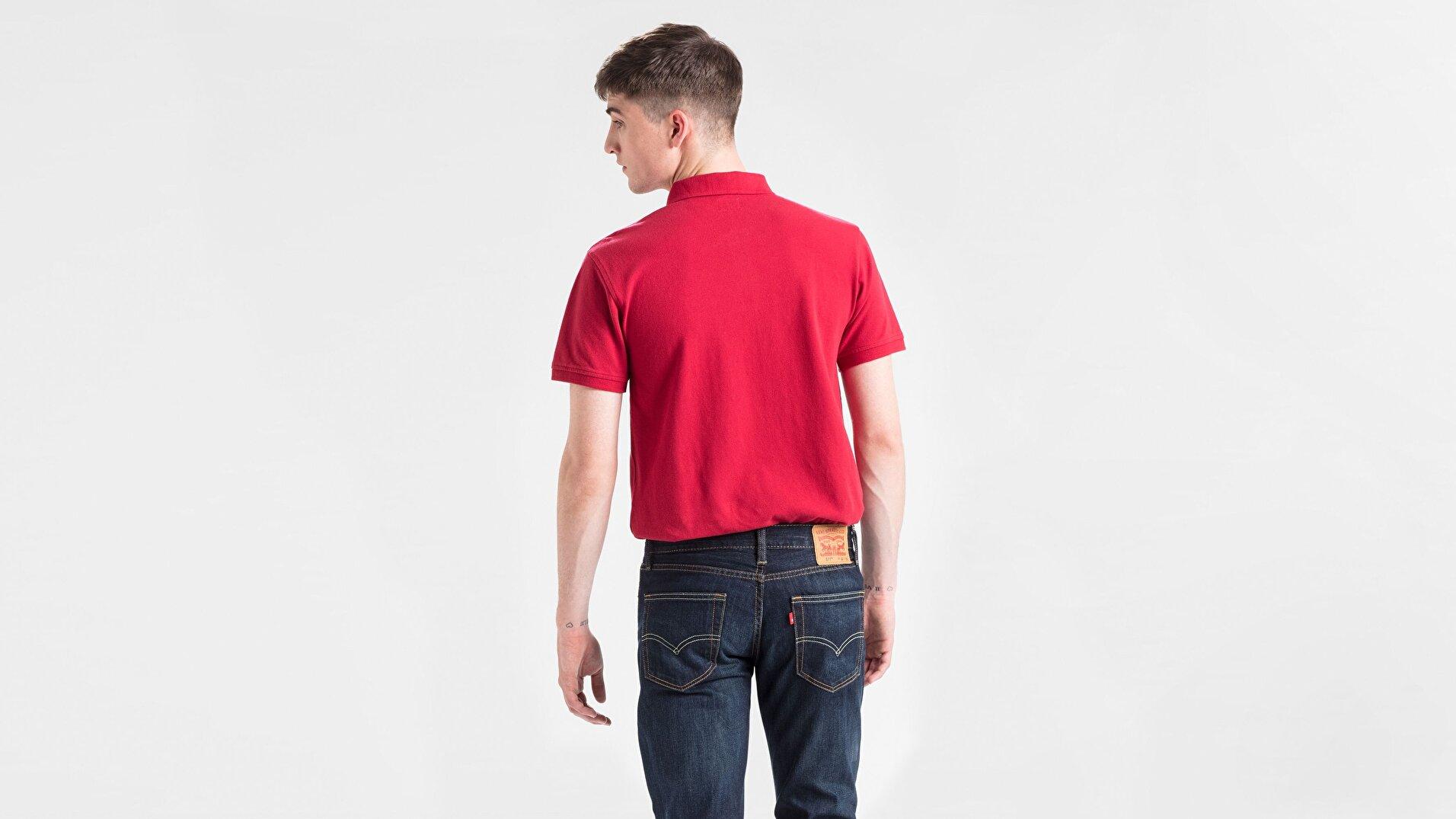 Standard Hm Good Polo Tr Kırmızı Erkek Tişört