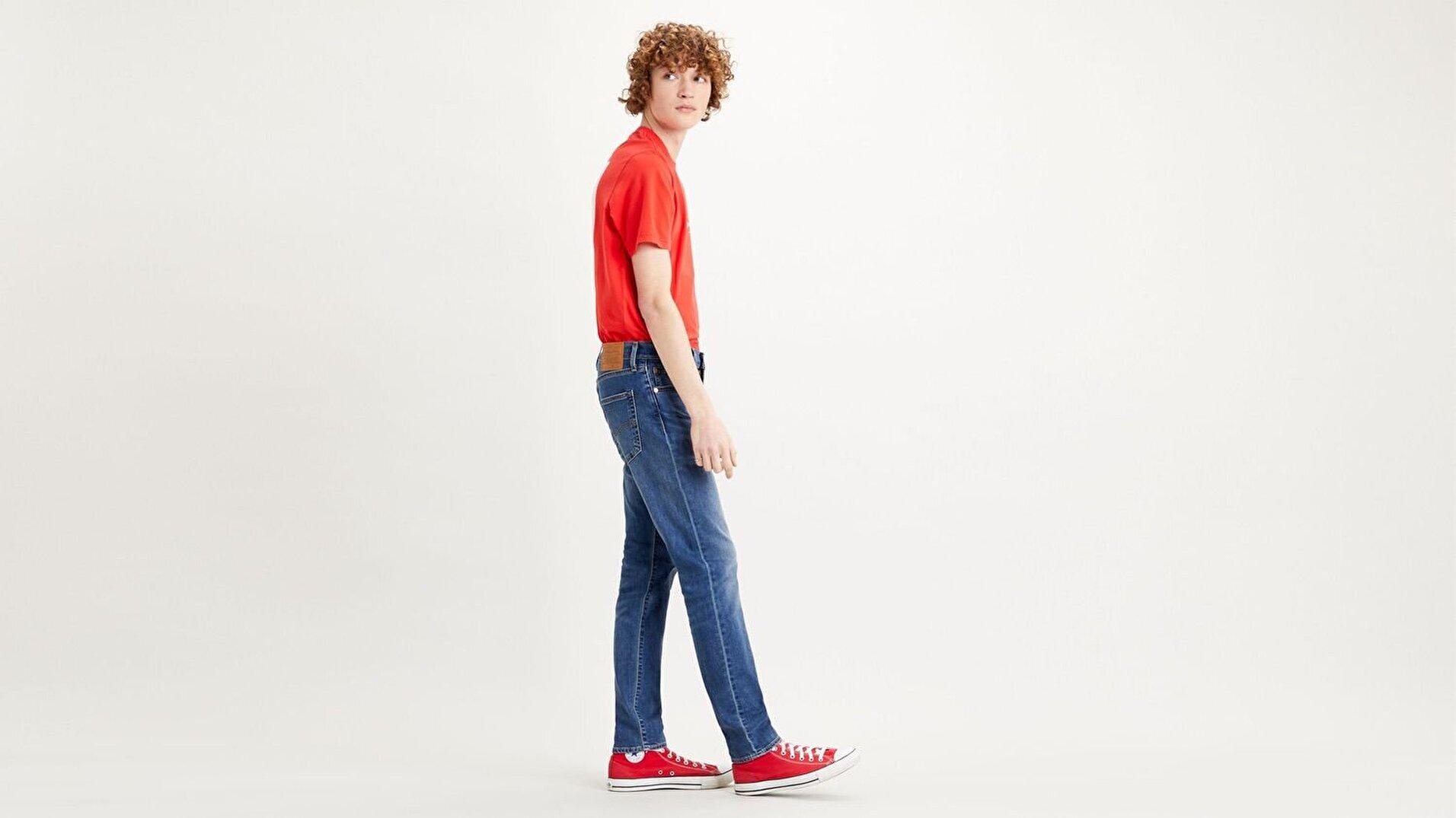 512™ Slim Taper Erkek Jean Pantolon-Coastal
