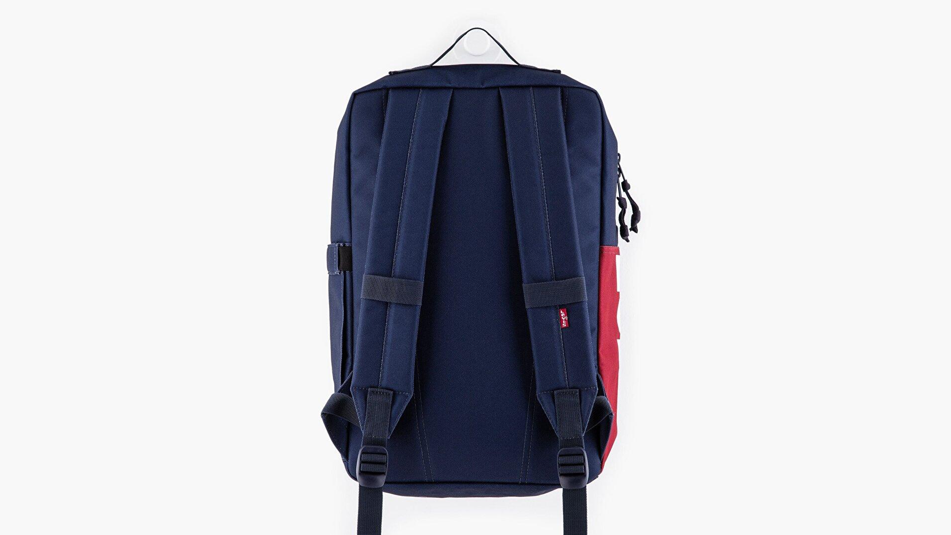 L Pack Updated Unisex Lacivert Sırt Çantası