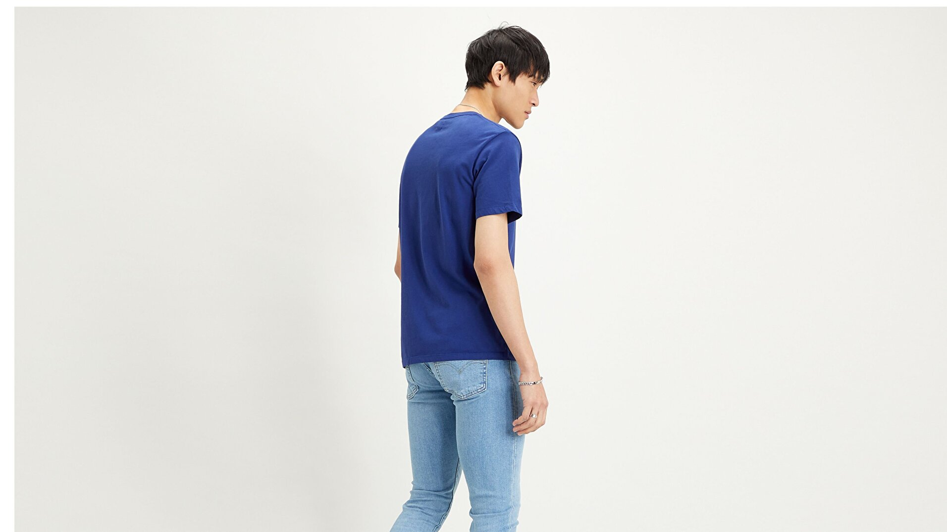 Ss Original Hm Tee Tr Erkek Mavi Tişört