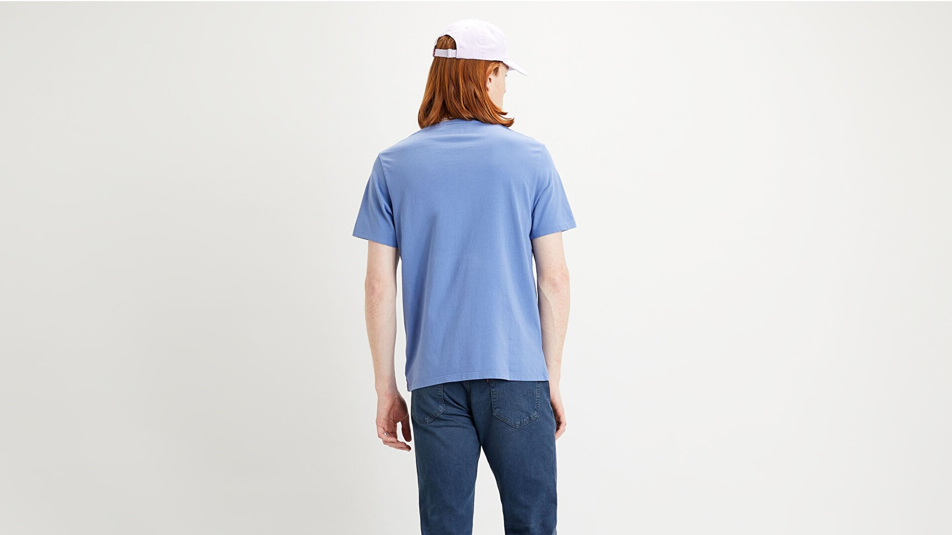 Ss Original Hm Tee Tr Colony Erkek Mavi Tişört