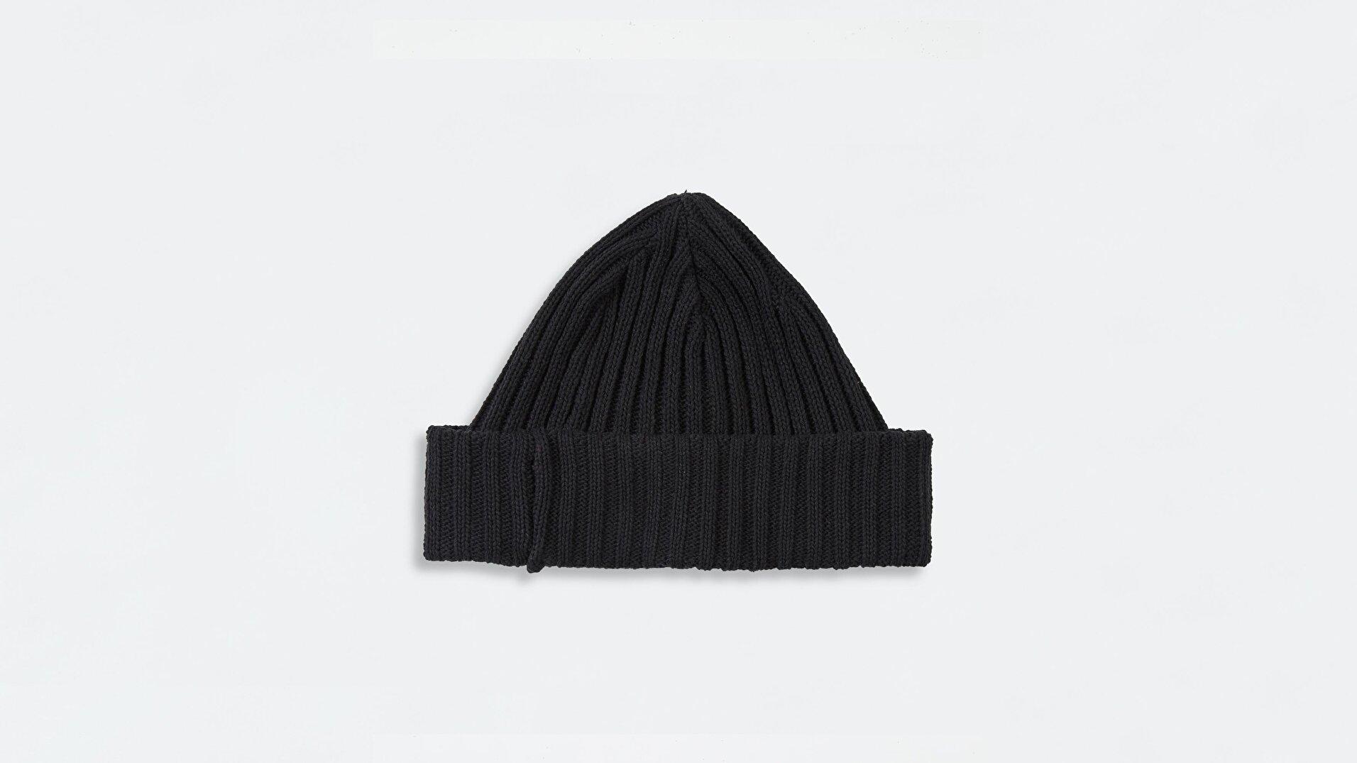 Ribbed Erkek Şapka