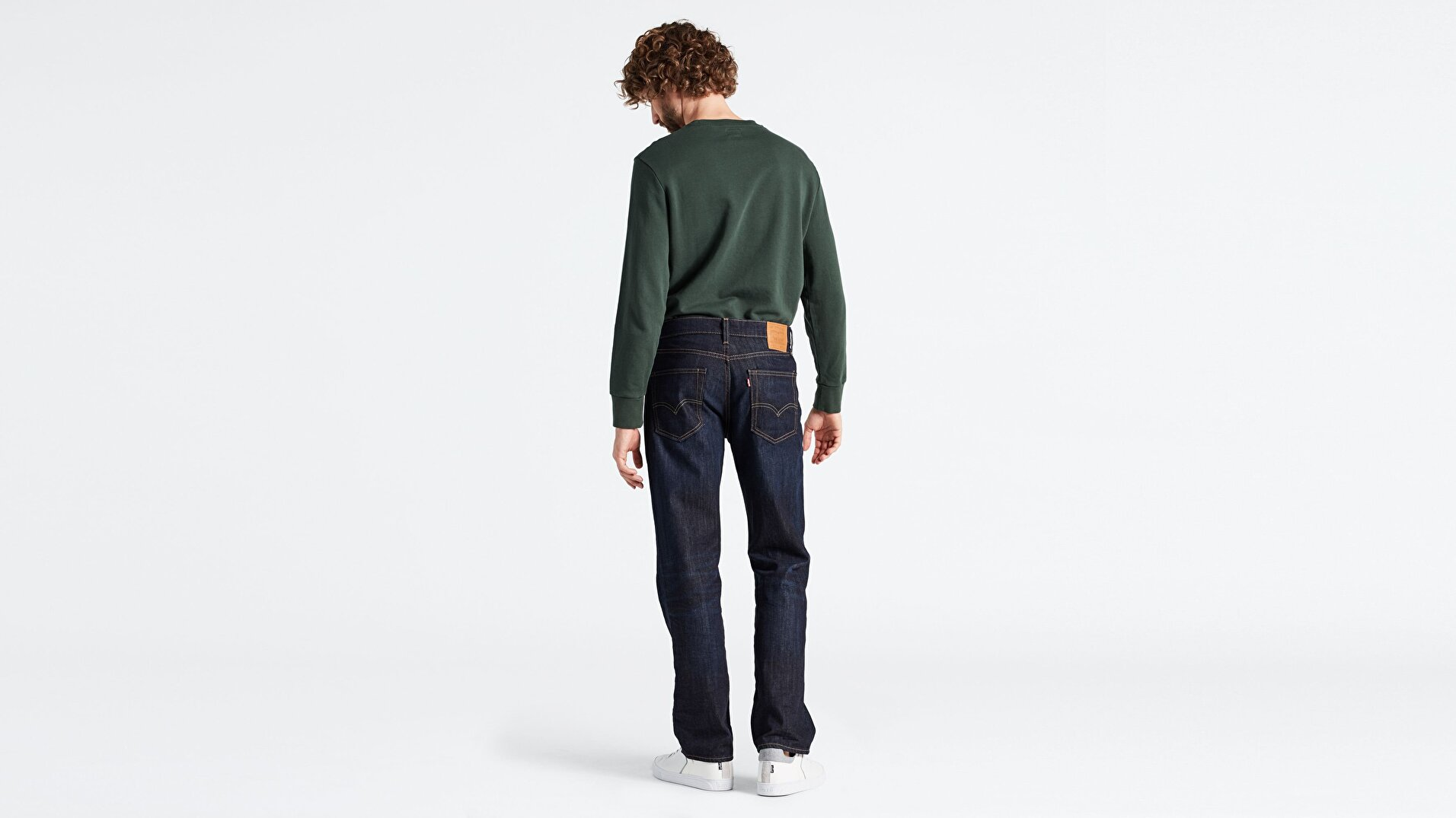 514™ Straight Fit Erkek Jean Pantolon-The Rich T2