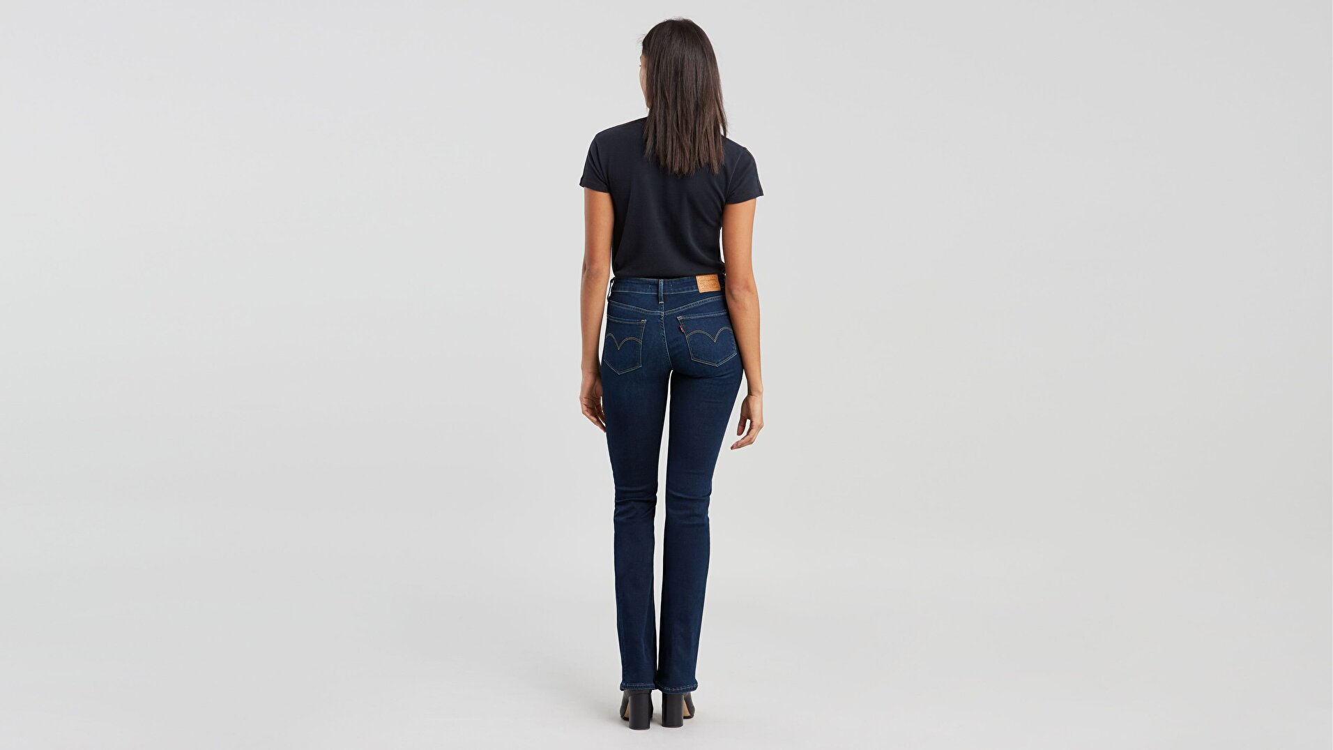 715 Bootcut Kadın Jean Pantolon-Role Model