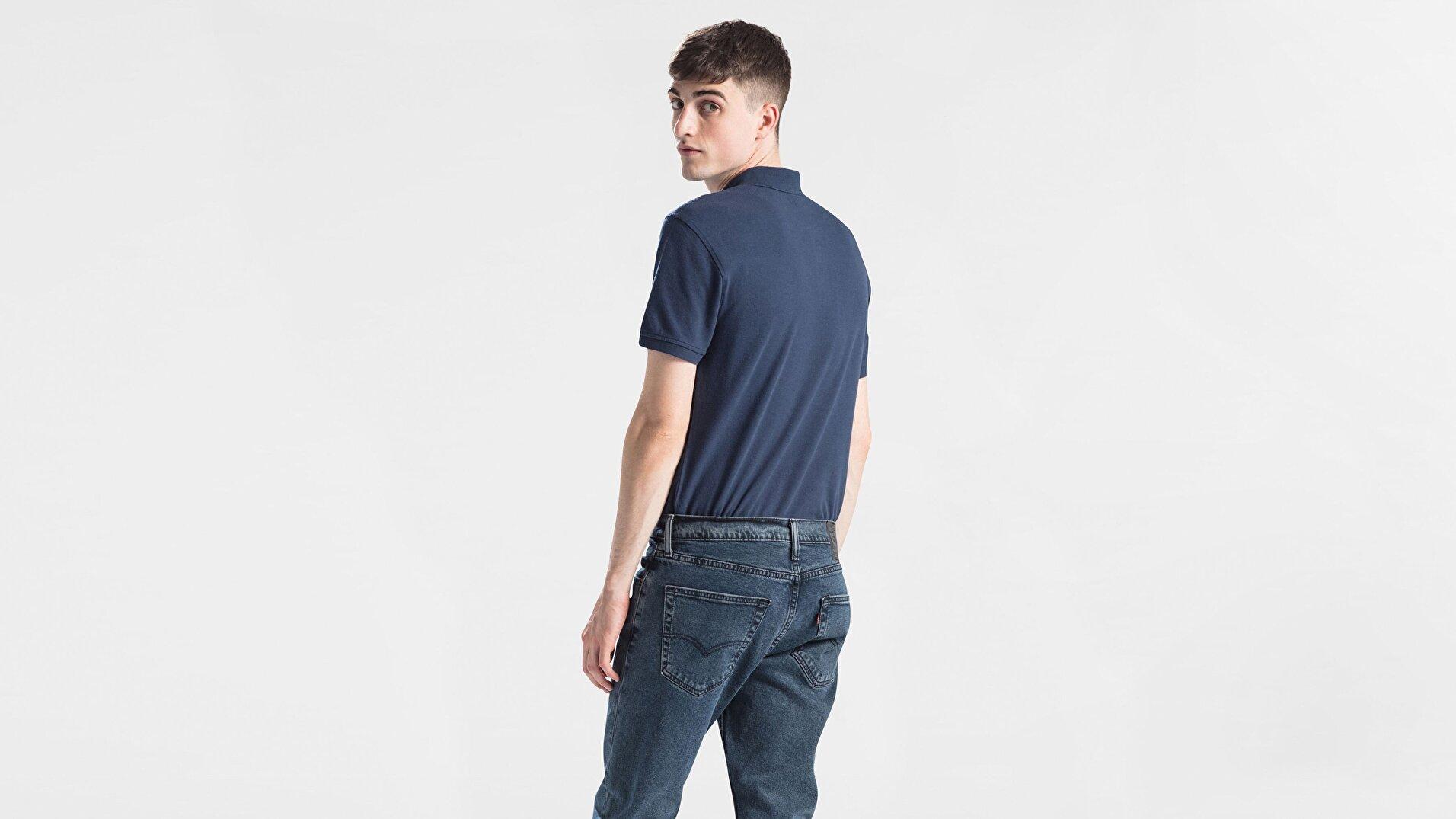 Standard Hm Good Polo  Mavi Erkek Tişört