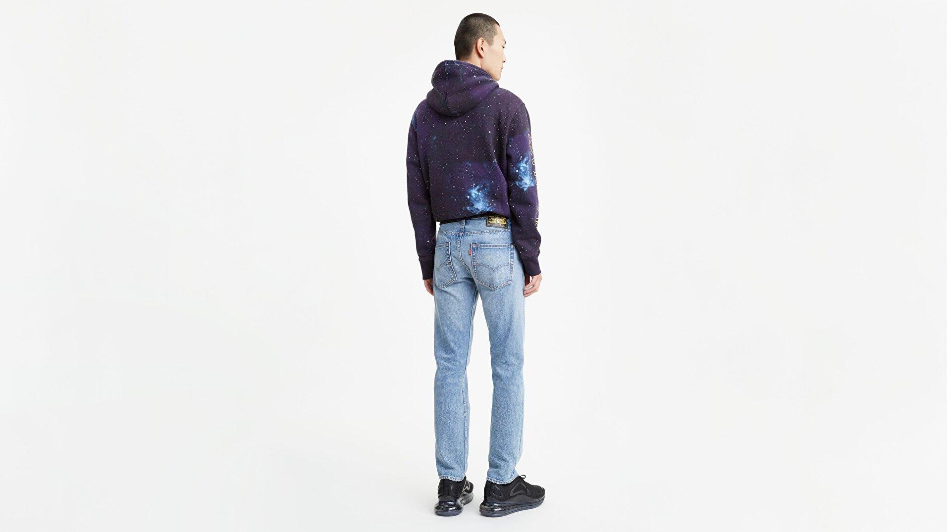501® Slim Taper Erkek Jean Pantolon -The Force Selvedge